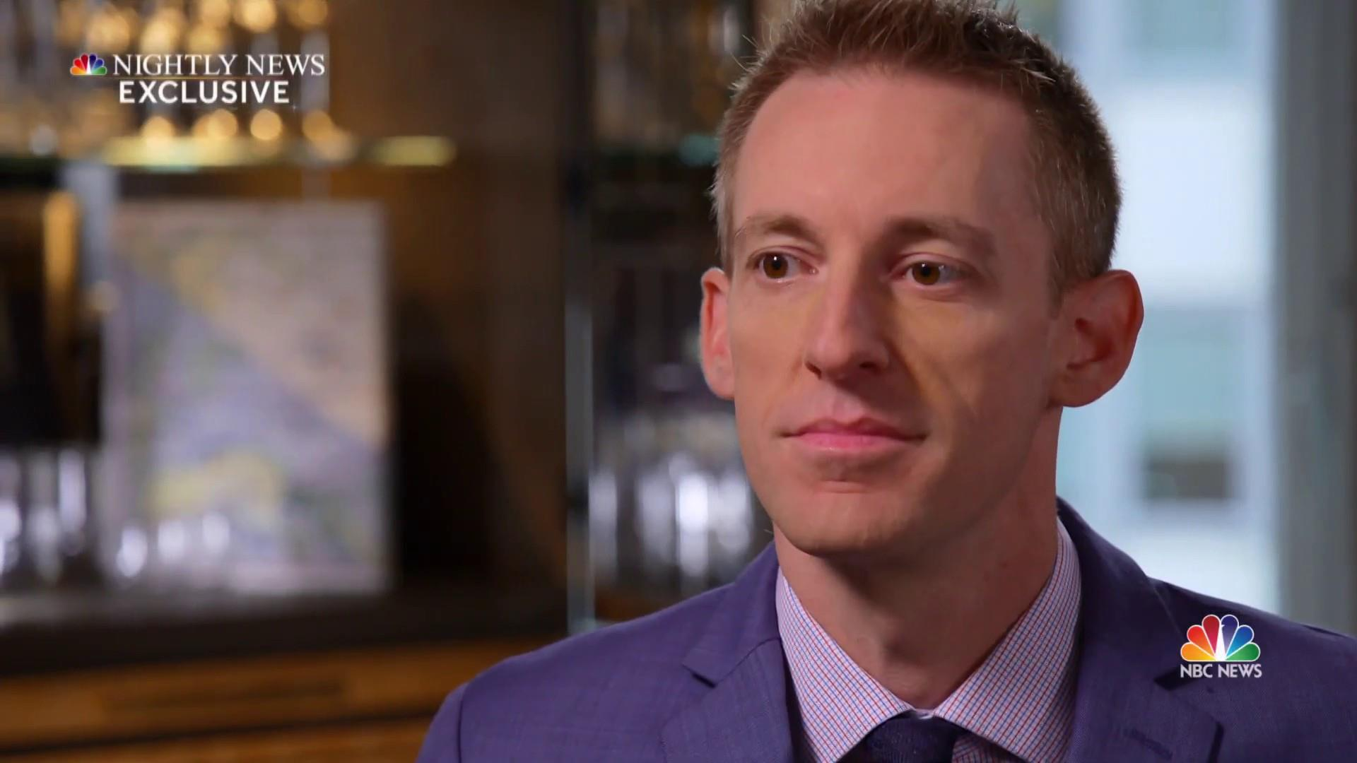 Former Democratic rising star and Afghanistan War veteran speaks out for first time about PTSD treatment