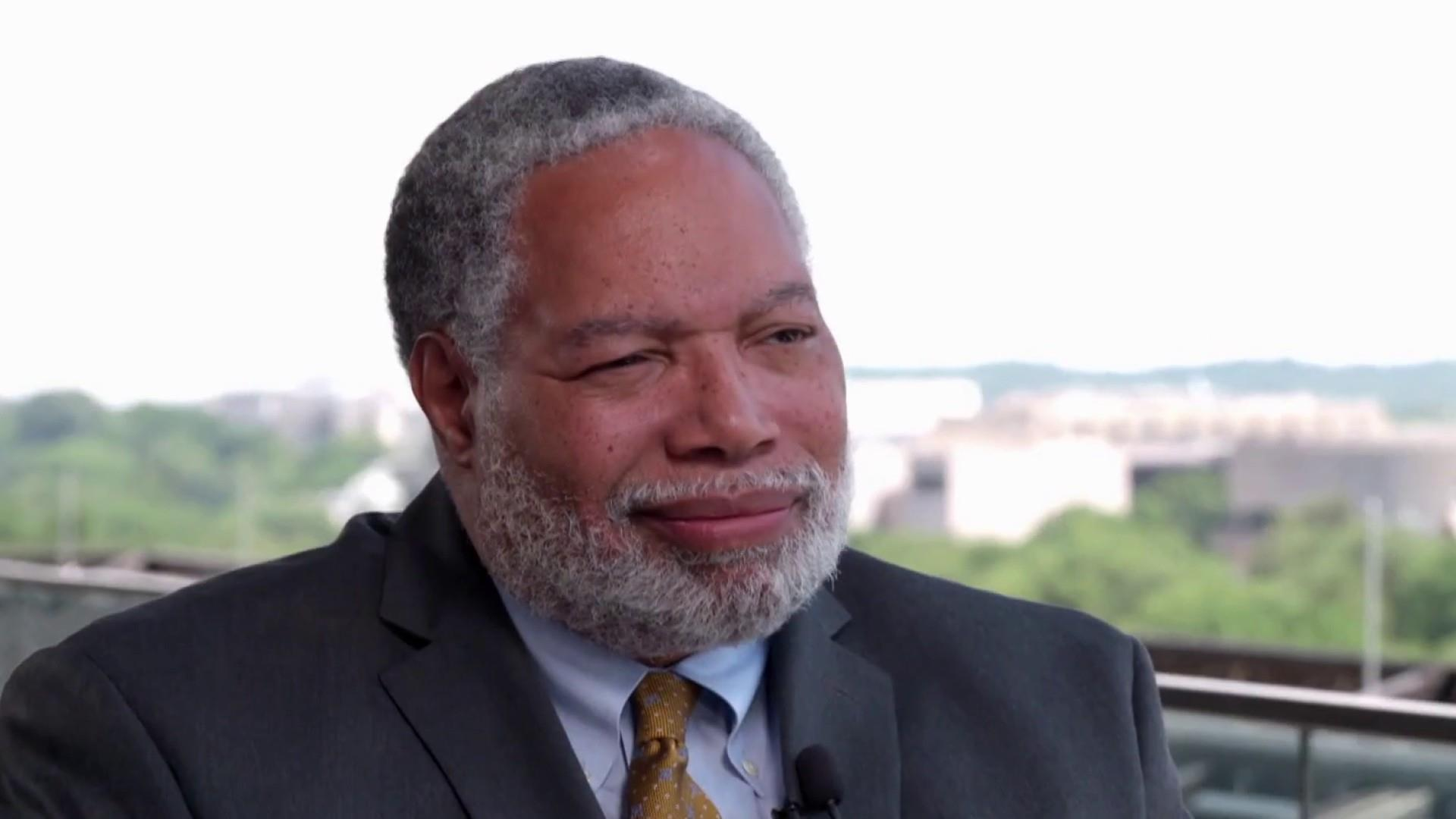 Lonnie Bunch set to make history with top Smithsonian job