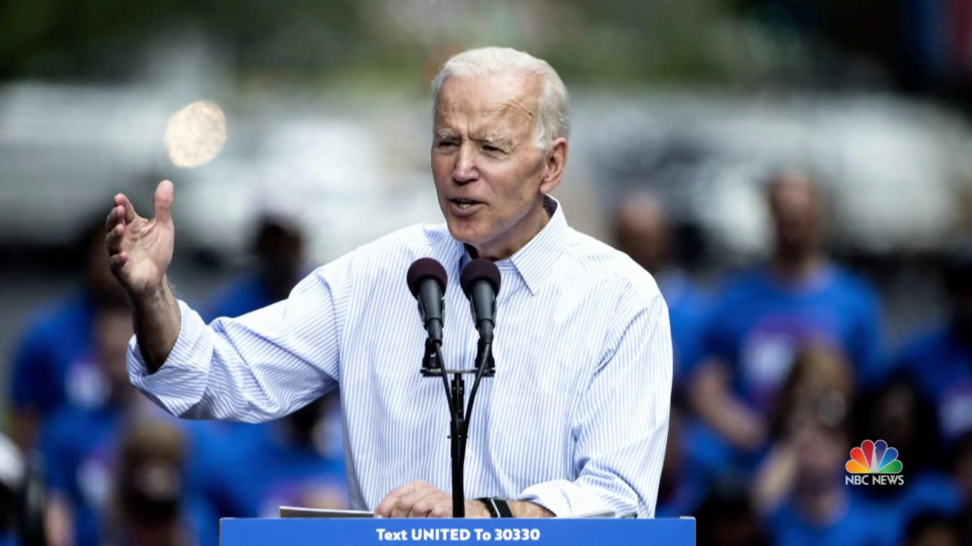 Backlash from Dems after Biden touts experience getting 'things done' with two segregationist senators