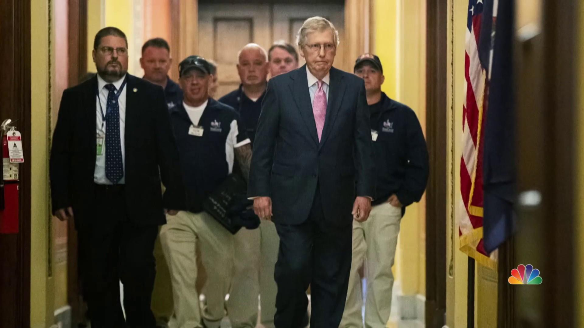 McConnell meets 9/11 first responders after public feud with Jon Stewart