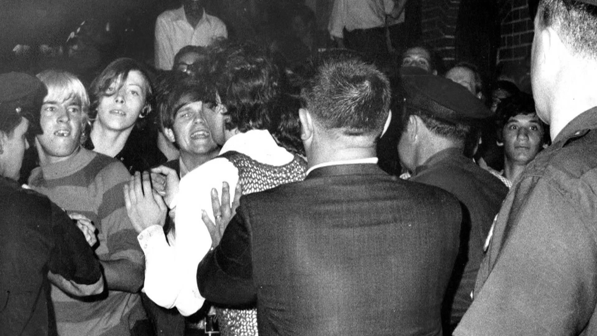 Stonewall riots: Witnesses mark 50 years since historic rebellion