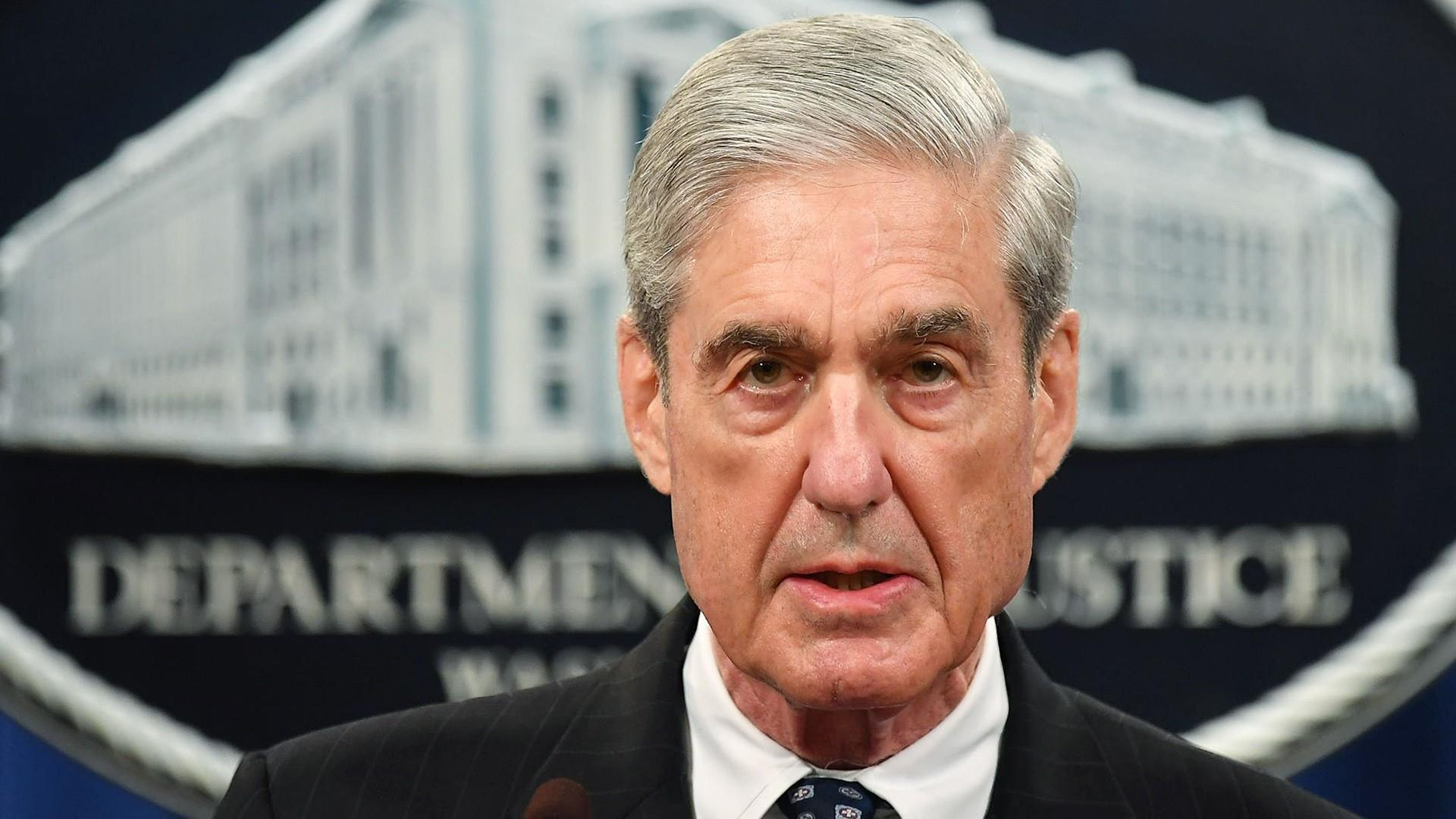 Robert Mueller to testify publicly before Congress