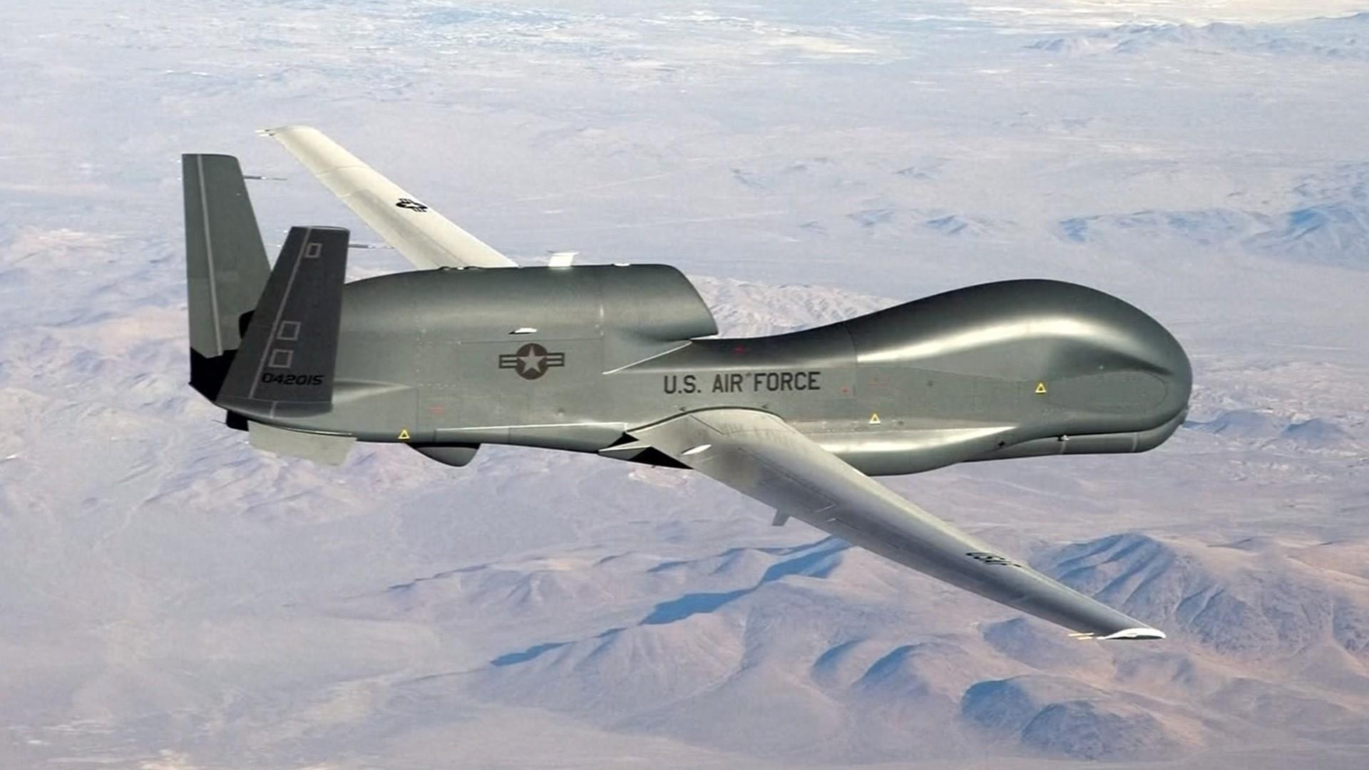 Iran shoots down US drone in international airspace