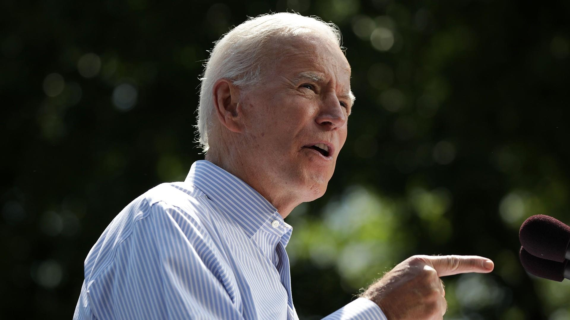 Joe Biden refuses to apologize for segregationist comments