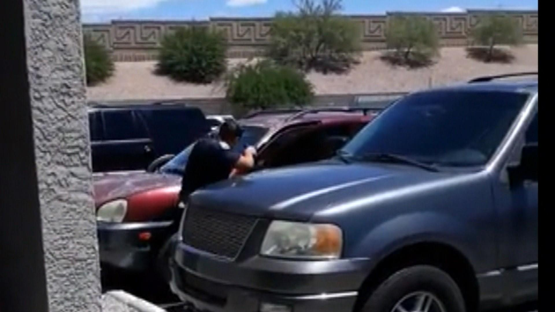 Phoenix police chief speaks out amid outrage over video