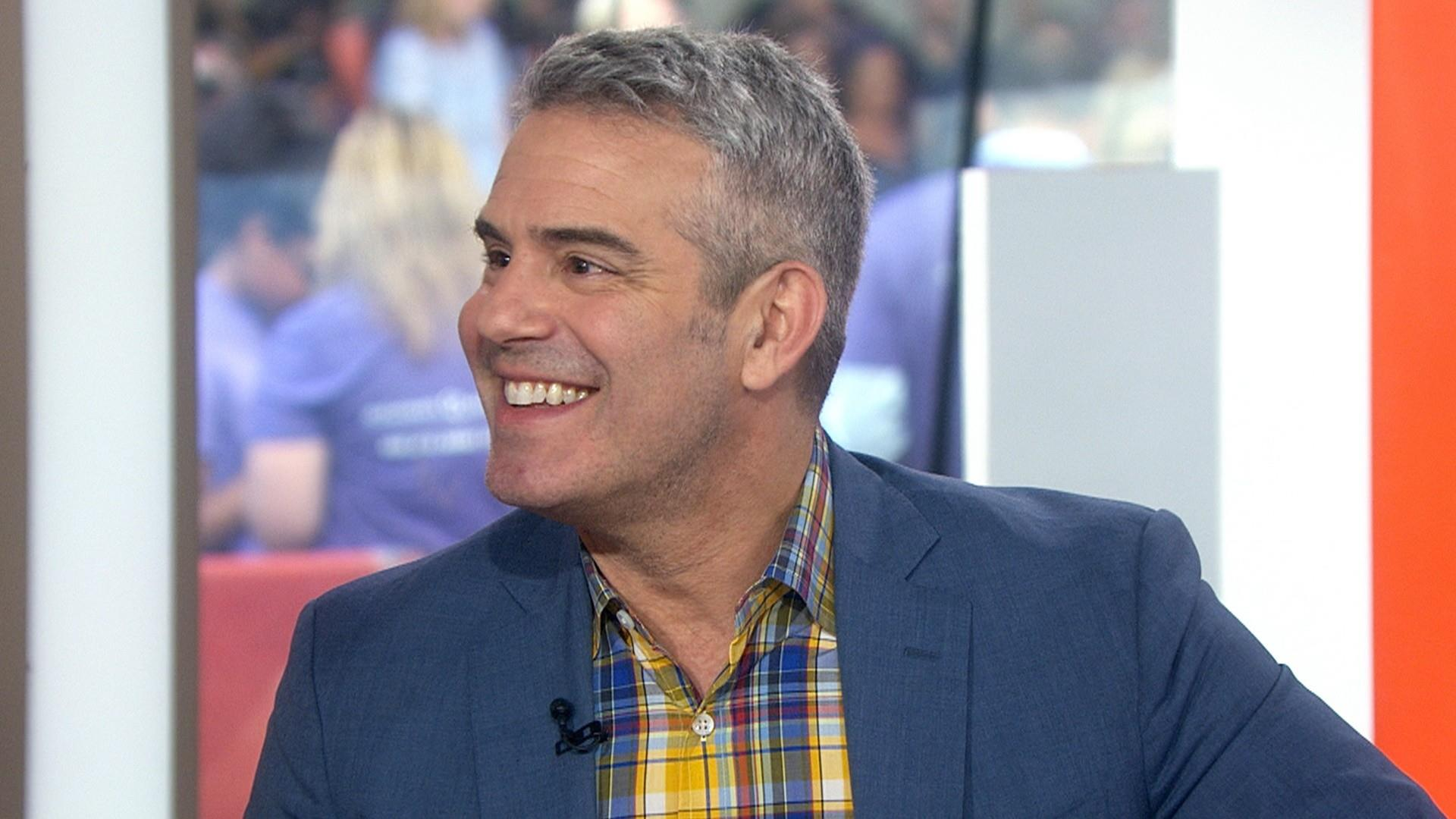 Andy Cohen dishes on celebrating 10 years of 'WWHL'