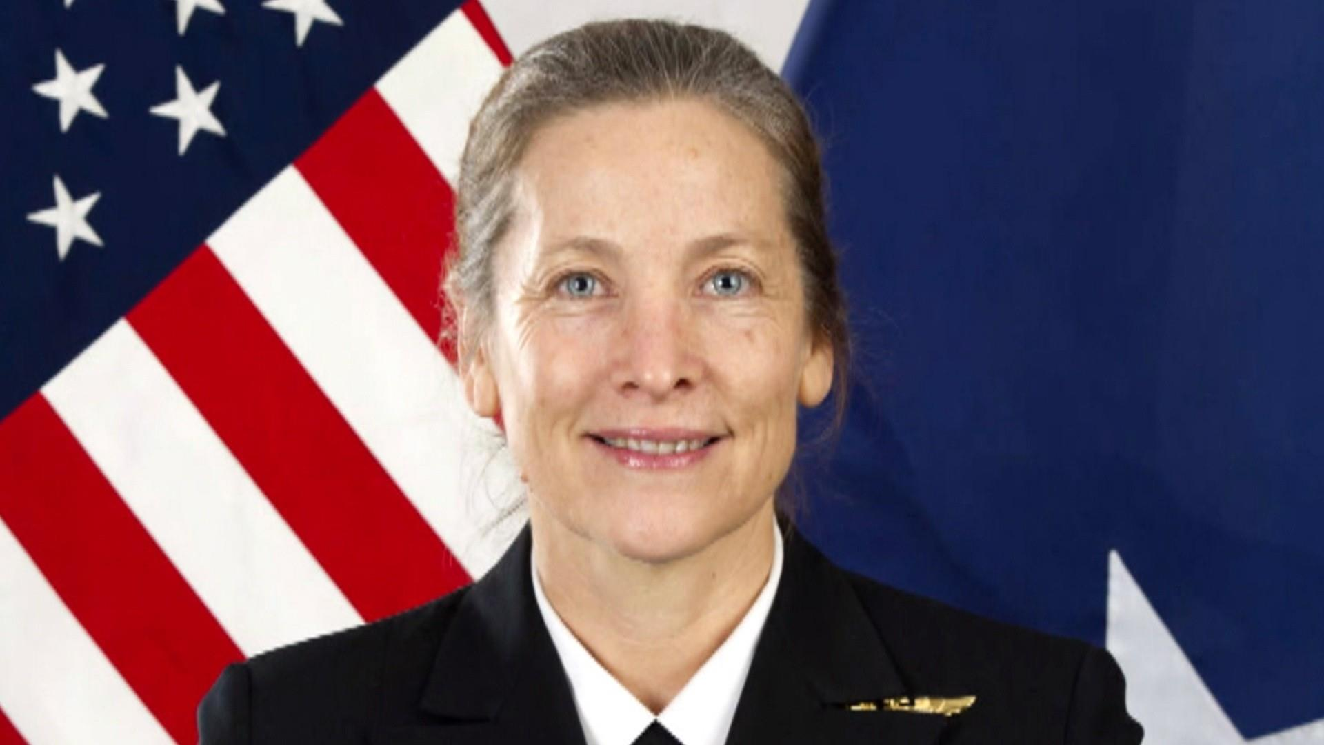 Woman named president of US Naval War College for 1st time