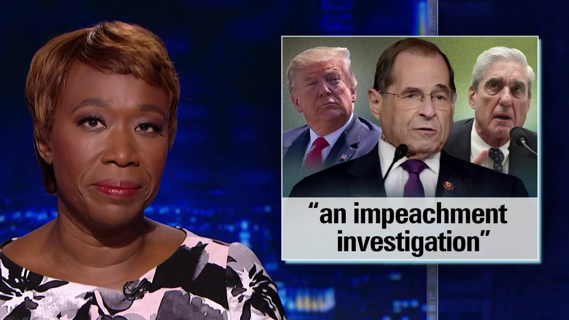 An 'impeachment investigation' no matter the name