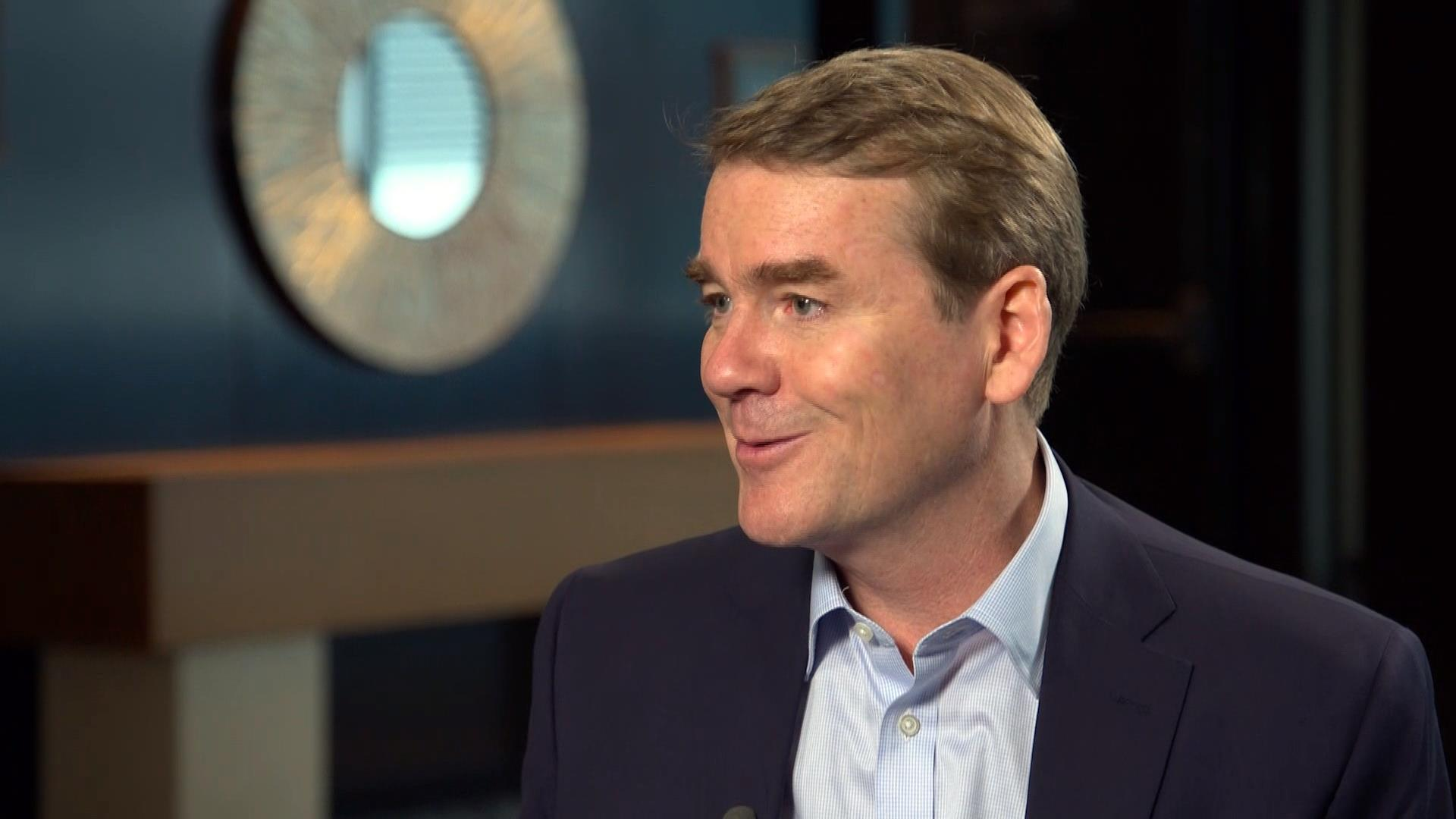 Sen. Bennet: The Washington Biden talks about with nostalgia no longer exists