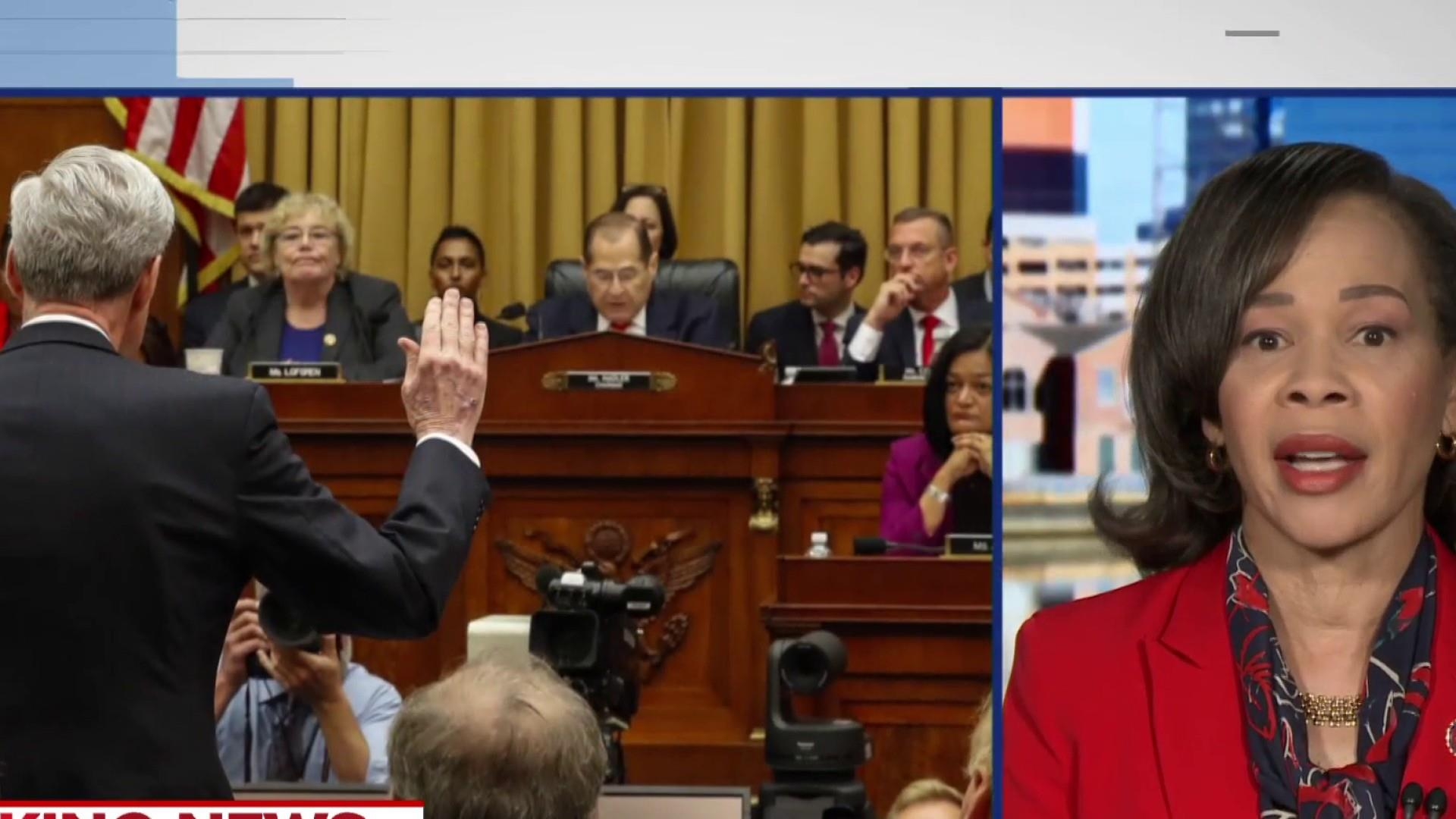 Mueller 'tipping point': more Democrats endorse impeachment