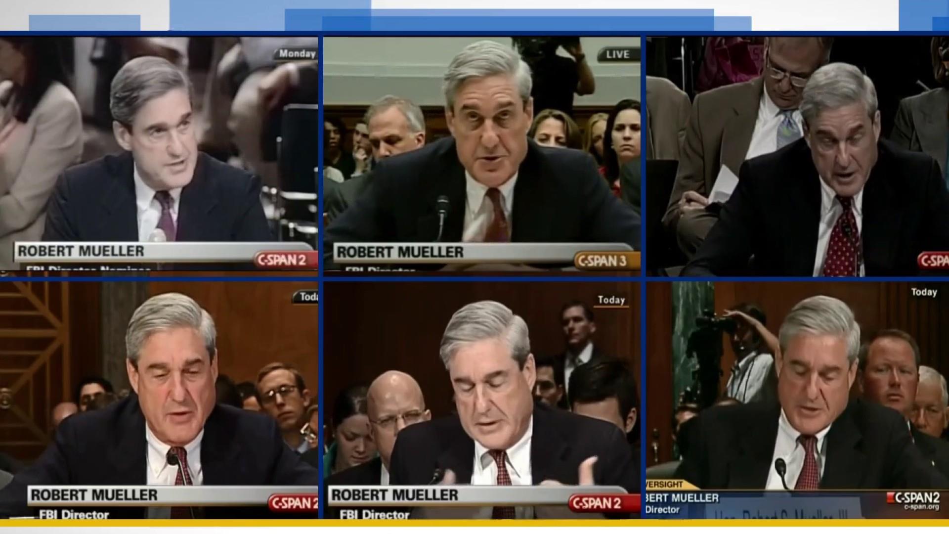 Watch what happens when Bob Mueller goes under oath