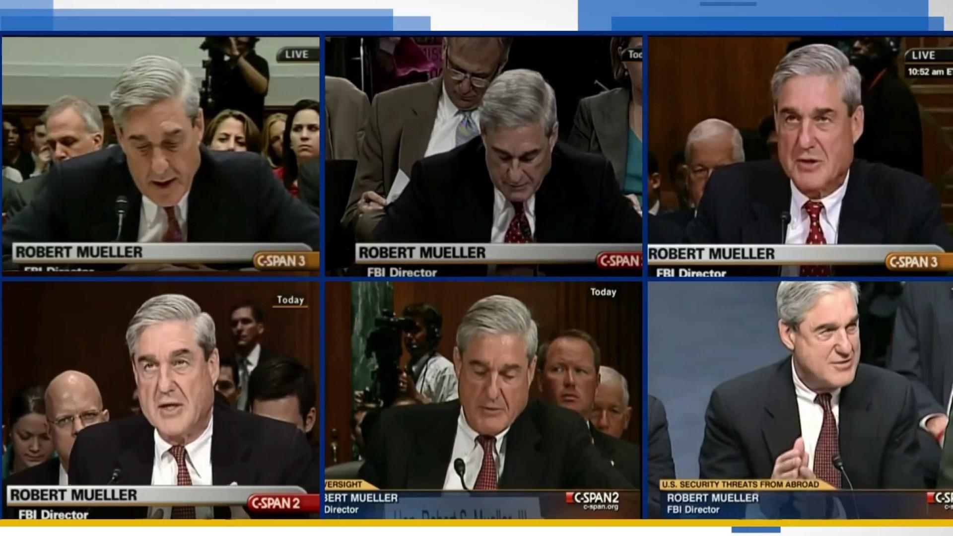 Barr undercuts Mueller: inside Mueller's blockbuster testimony