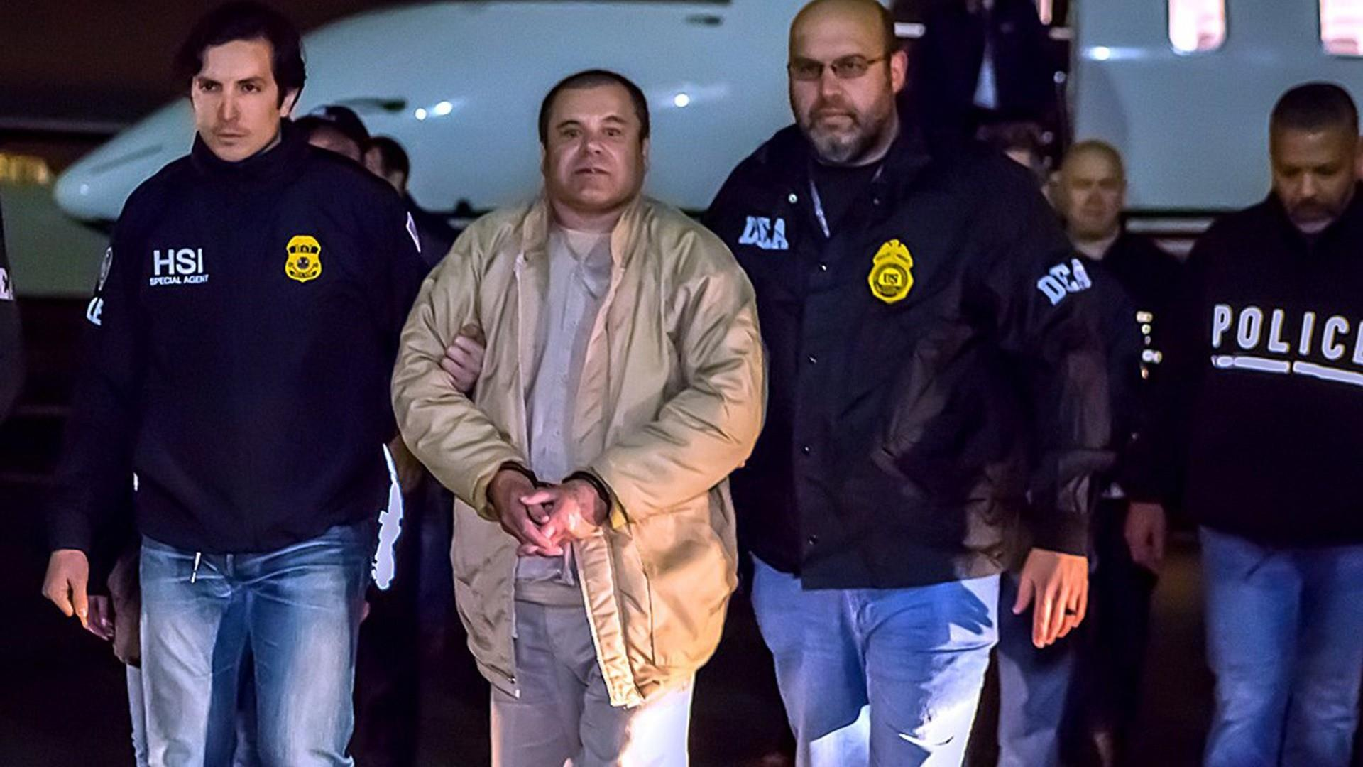 El Chapo sentenced to life in prison, addresses court about confinement conditions