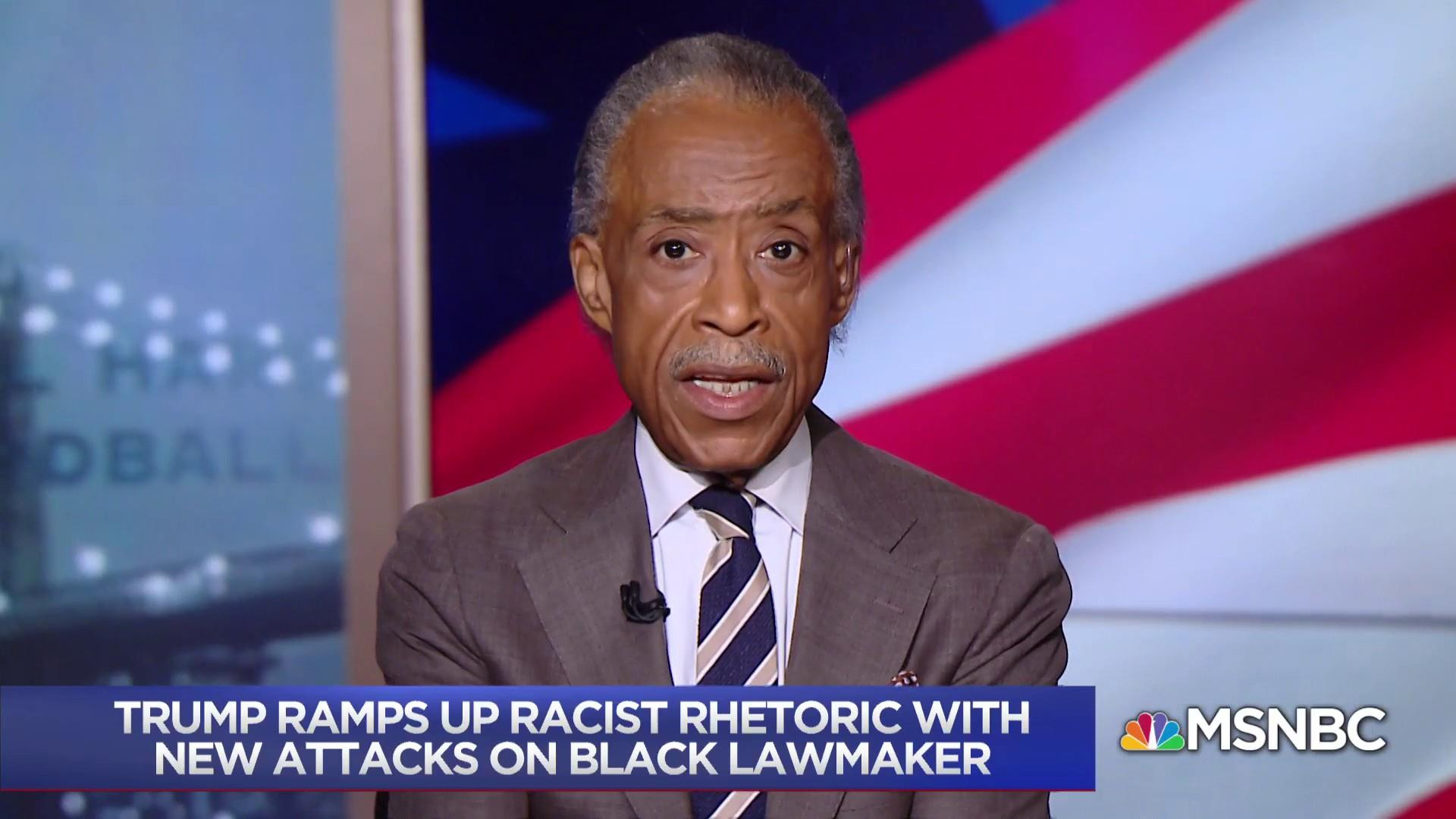 Al Sharpton: If Trump wants a fight, he can come to me first