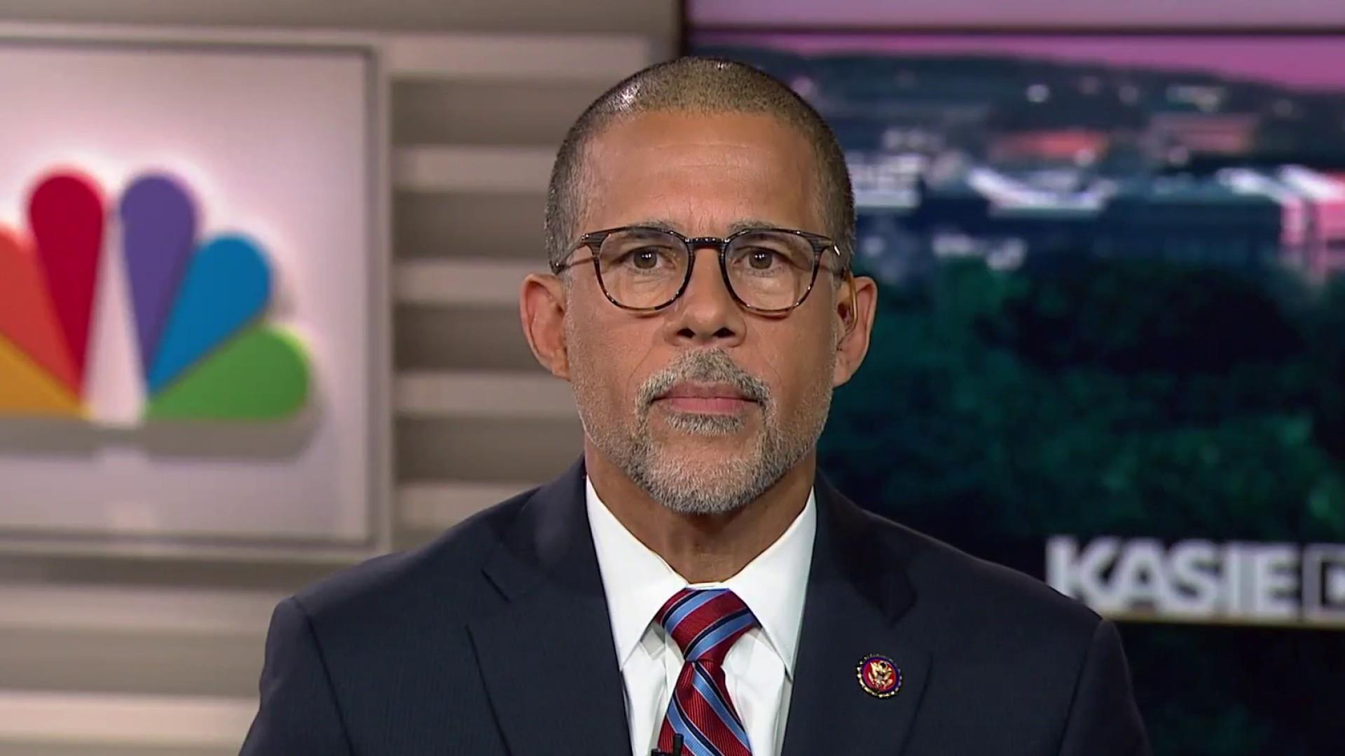 Rep. Anthony Brown: Trump is using 'The Squad' as a target with 2020 in mind