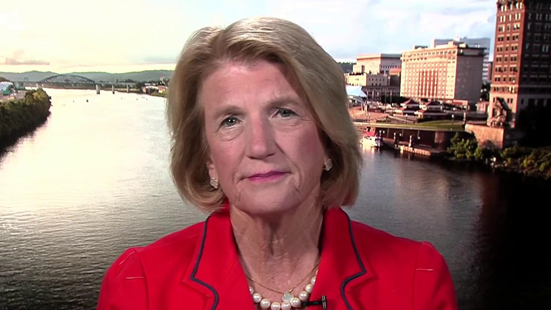 GOP Sen. Shelley Moore Capito: Children's drawings out of detention centers are 'disturbing'
