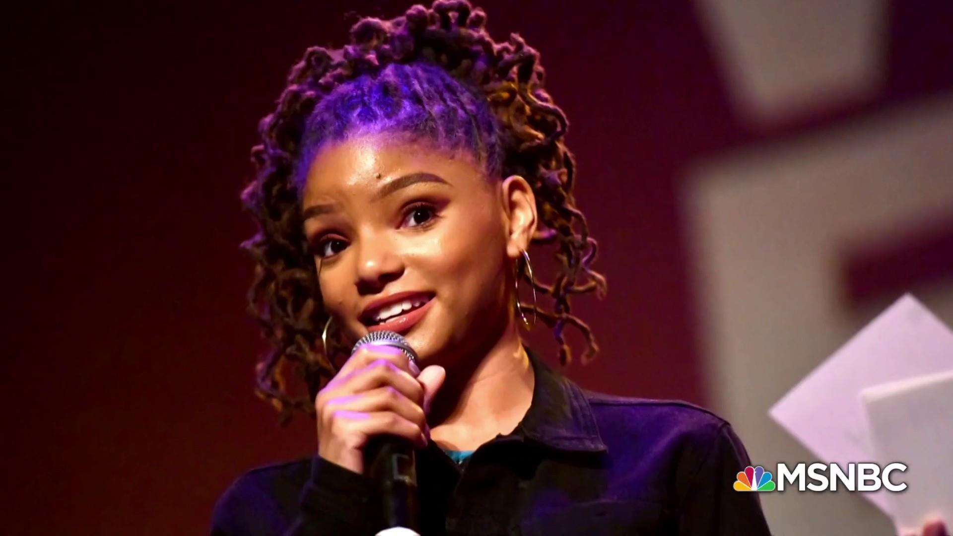 'She is fierce': Why Disney made the right choice casting Halle Bailey as 'The Little Mermaid'