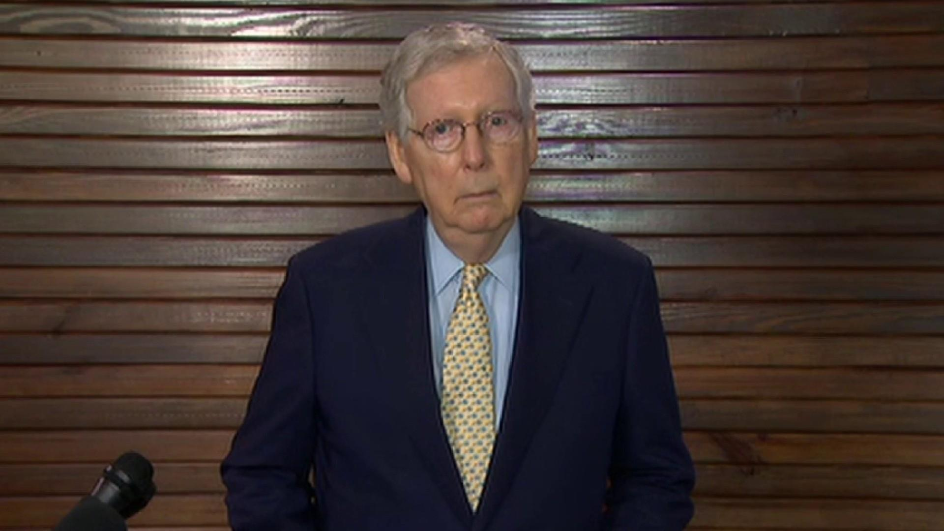 Why is Mitch McConnell blocking bills to protect U.S. elections?