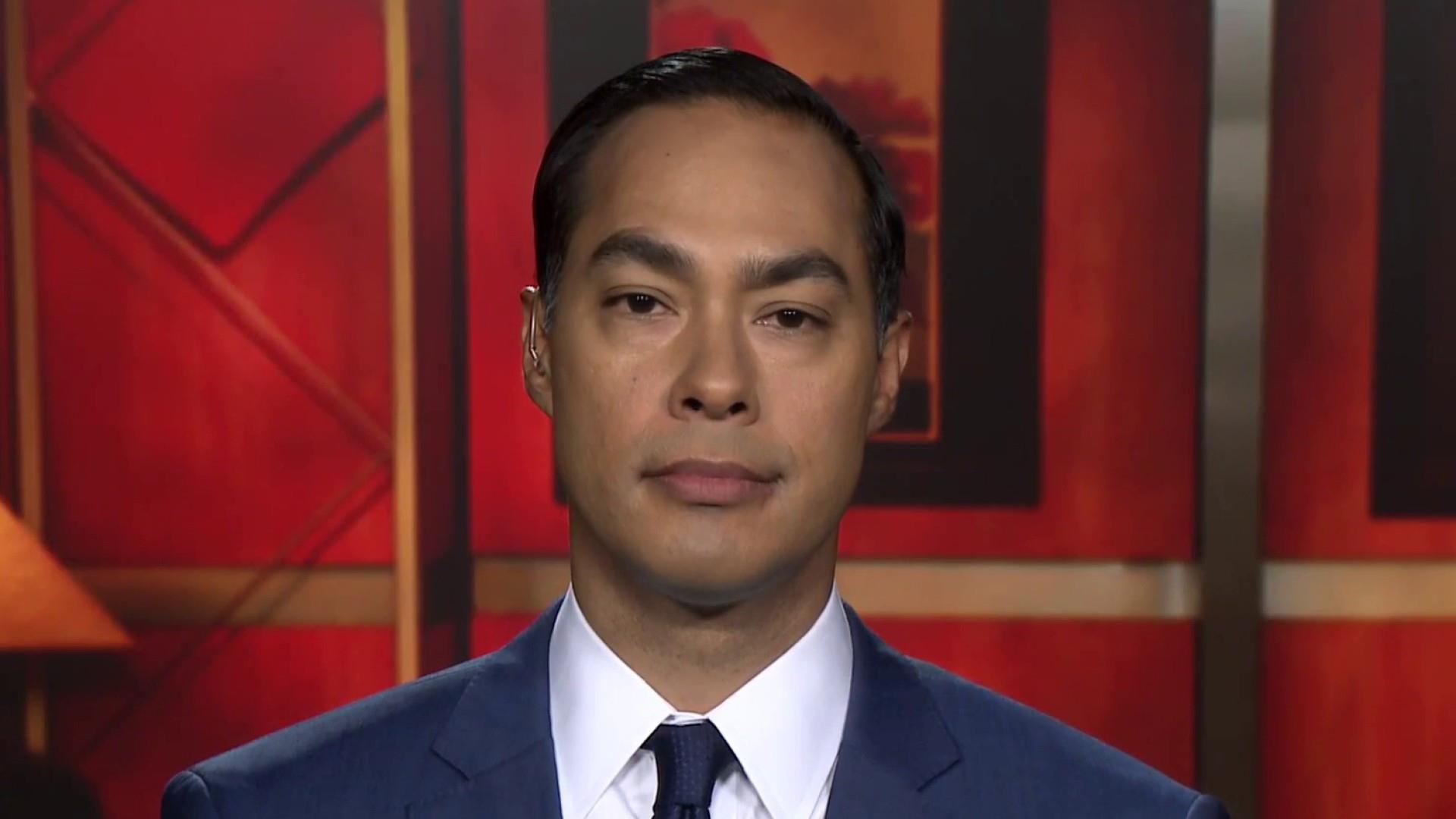 2020 contender Julian Castro responds to 'send her back'