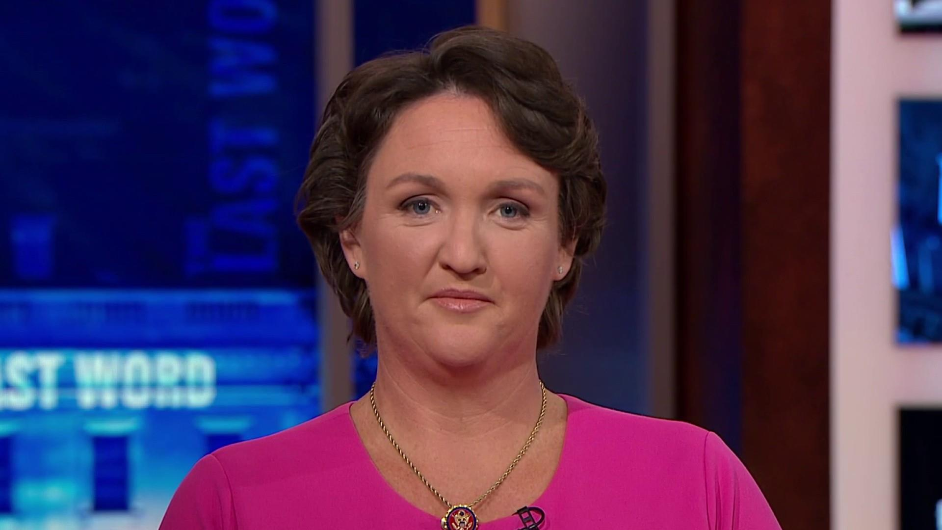 'Can you exonerate the President?' & other questions Katie Porter would ask Mueller