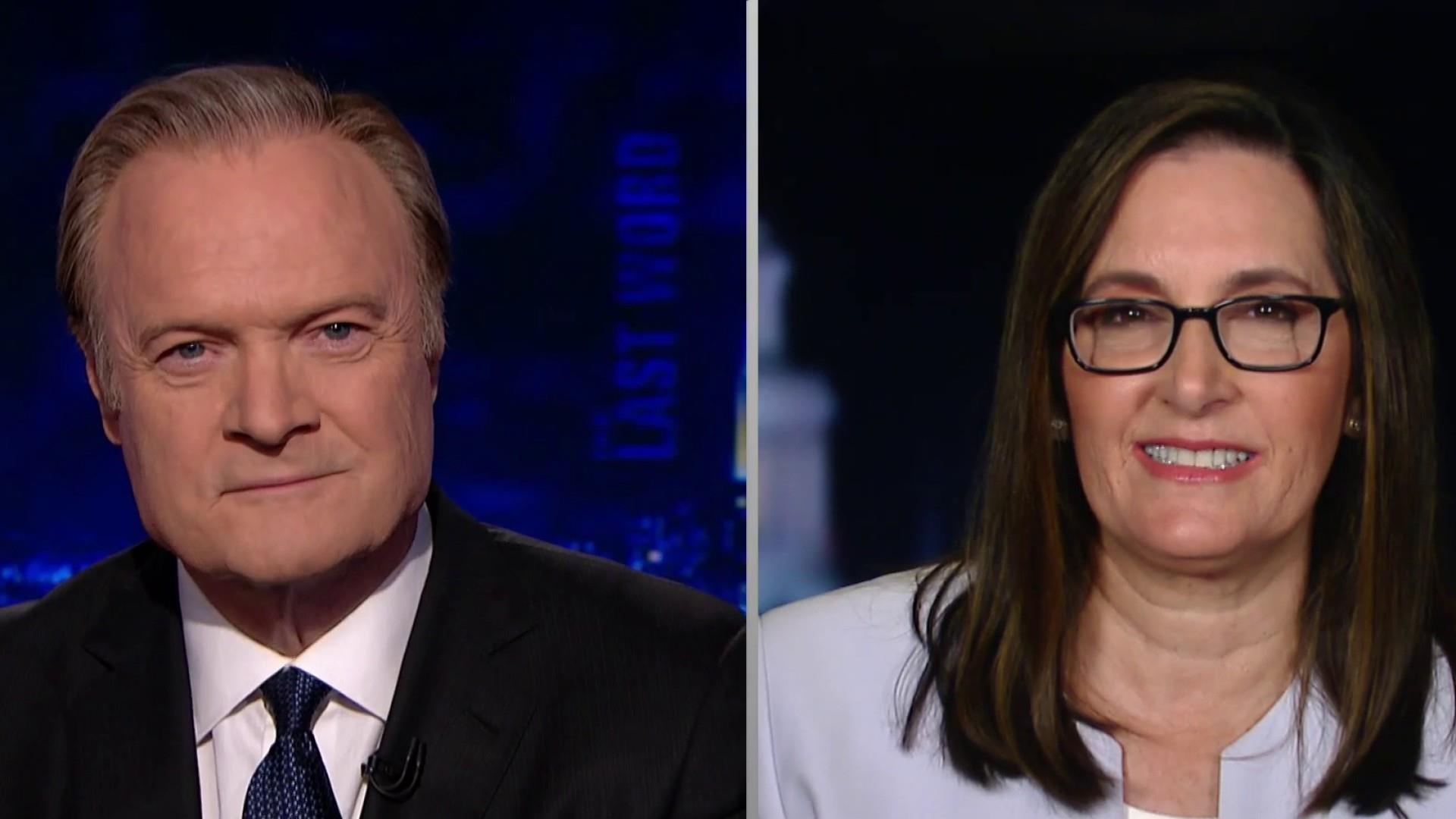 Joyce Vance on the most important exchange in Mueller's testimony