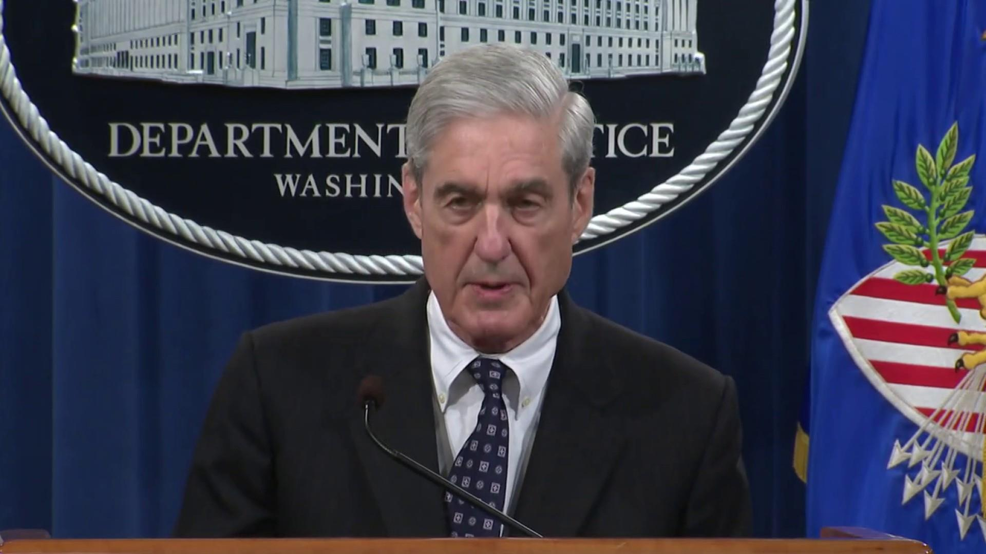 DOJ attempts to limit Mueller testimony ahead of Congress visit