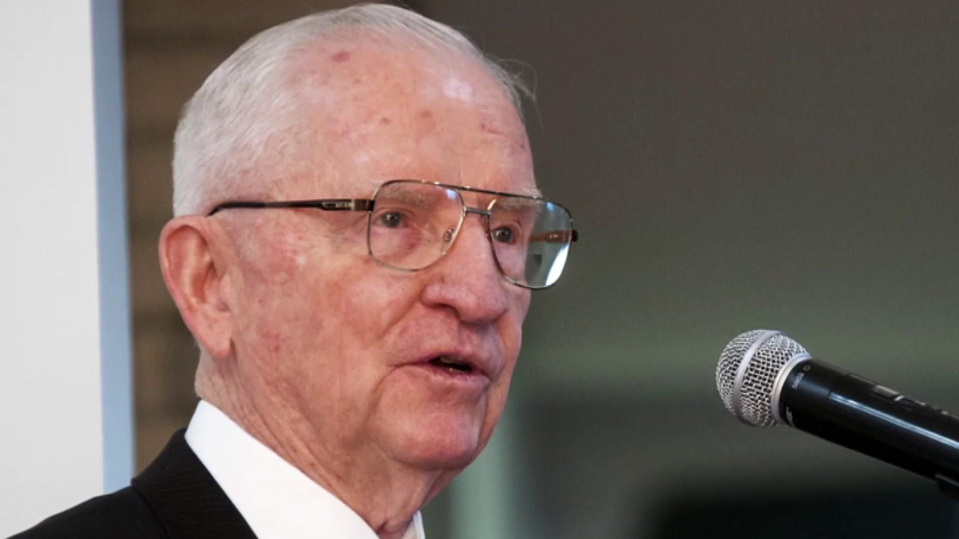 What is two-time presidential candidate Ross Perot's legacy?