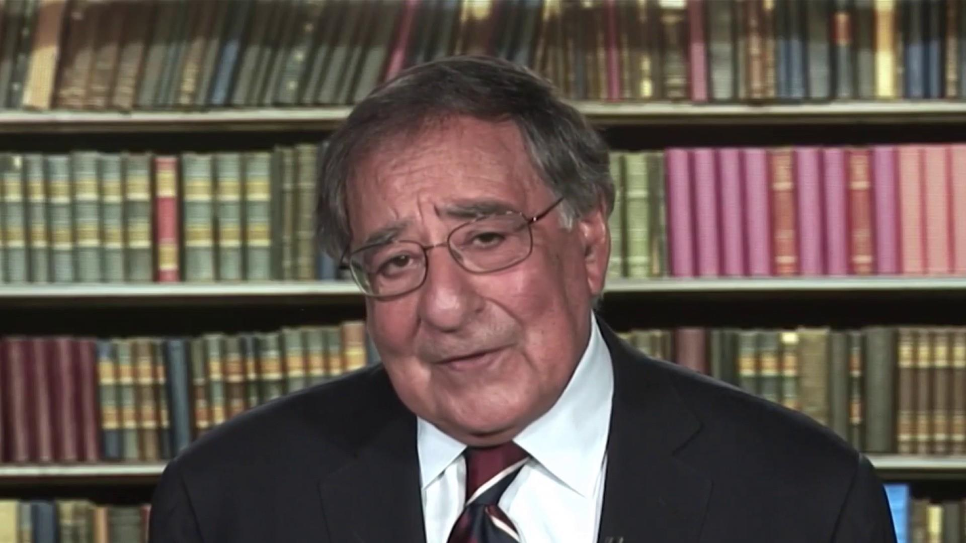 Leon Panetta on Iran: Best hope is to 'negotiate without any conditions'