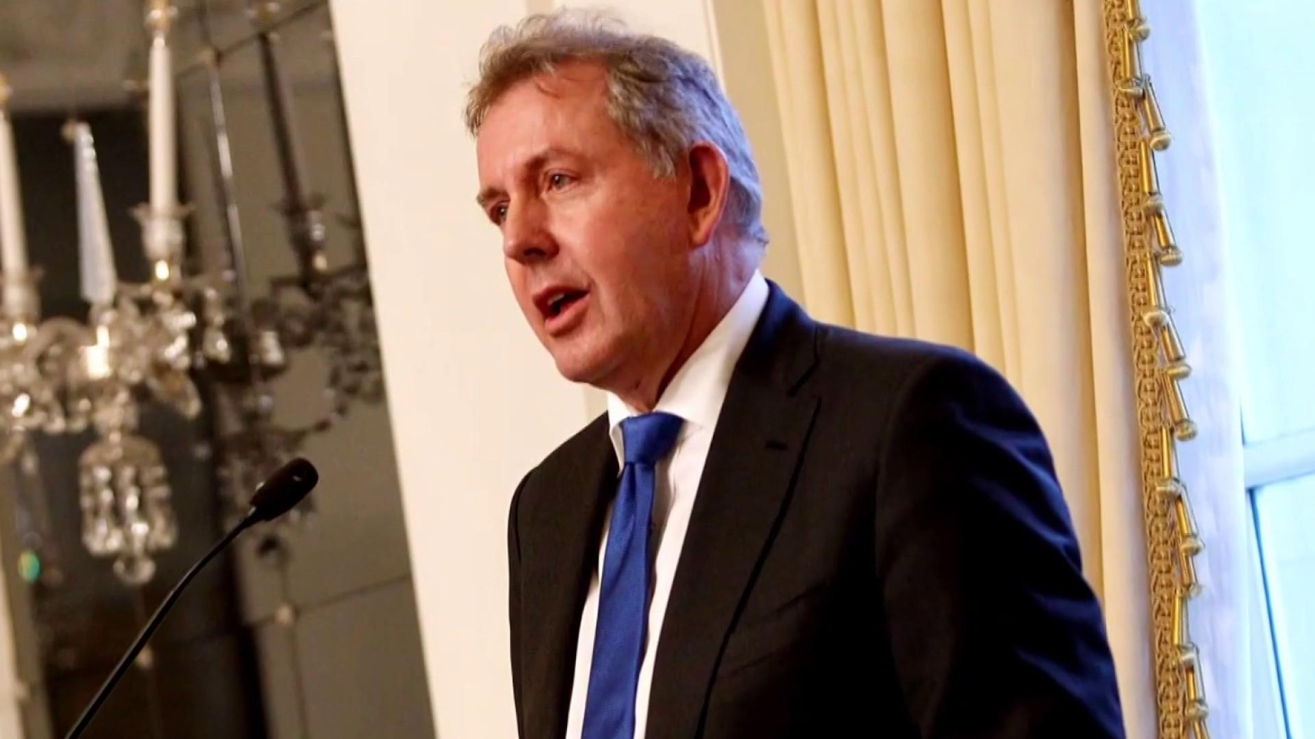 Sir Kim Darroch has resigned as UK Ambassador to the U.S. What's next?