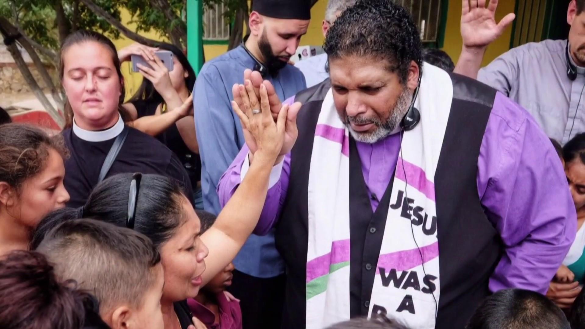 Rev. Barber brings Moral Monday to El Paso