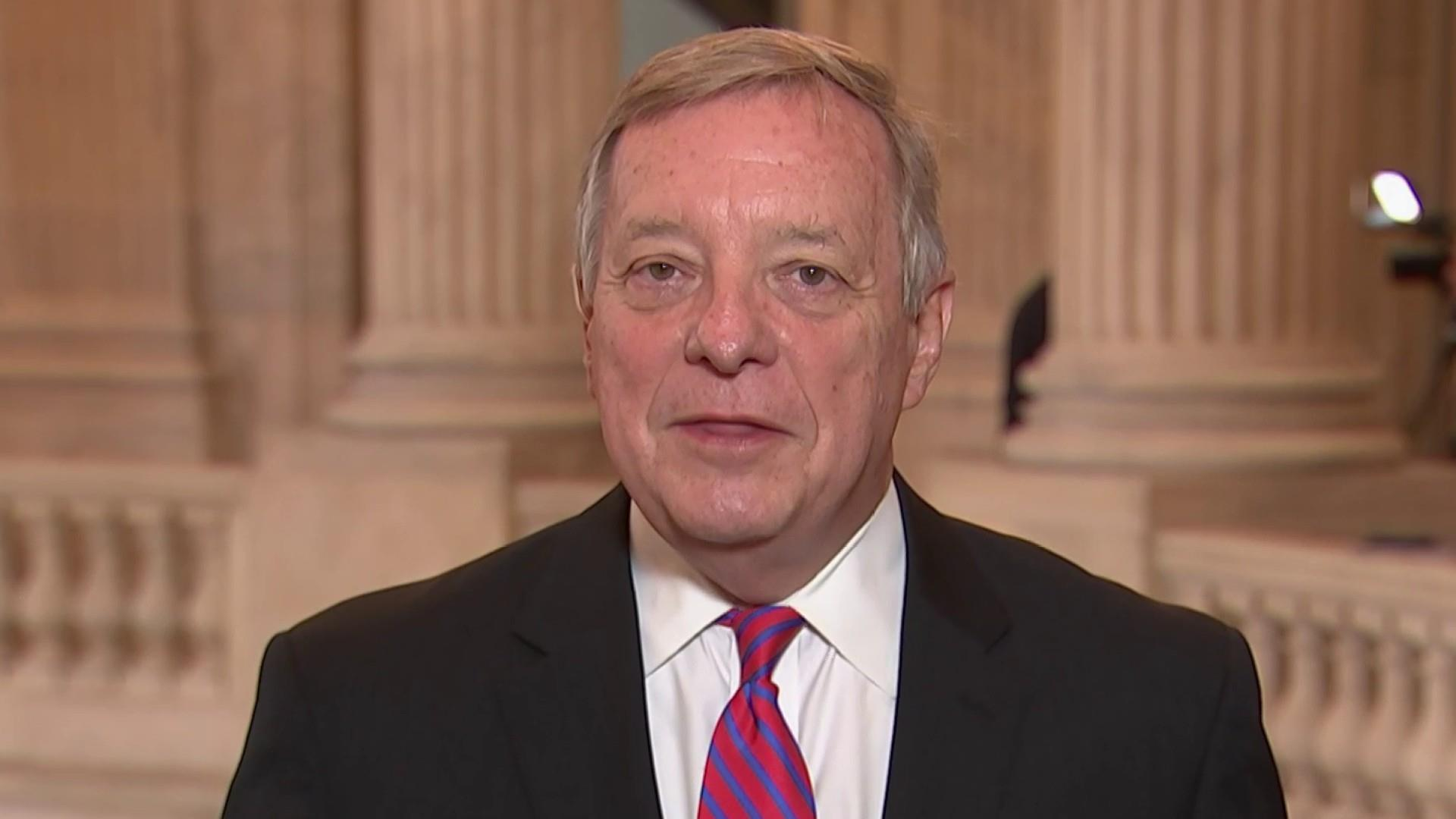 Sen. Durbin: I respect Muller and I expect no breakthroughs