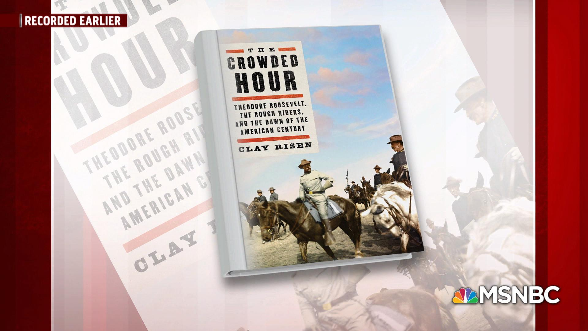 New book looks at history of the Rough Riders