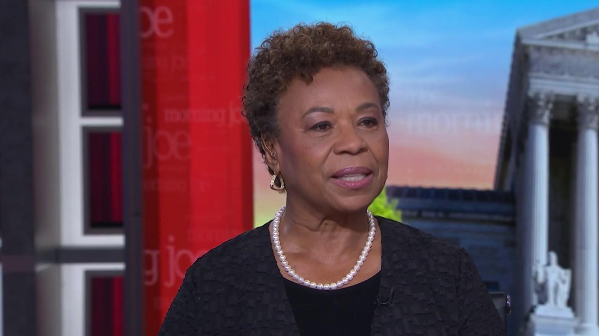 Congresswoman condemns Trump's 'dangerous' remarks