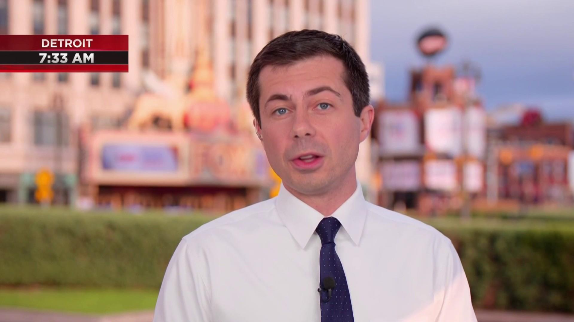 Buttigieg: We must take on racism systematically