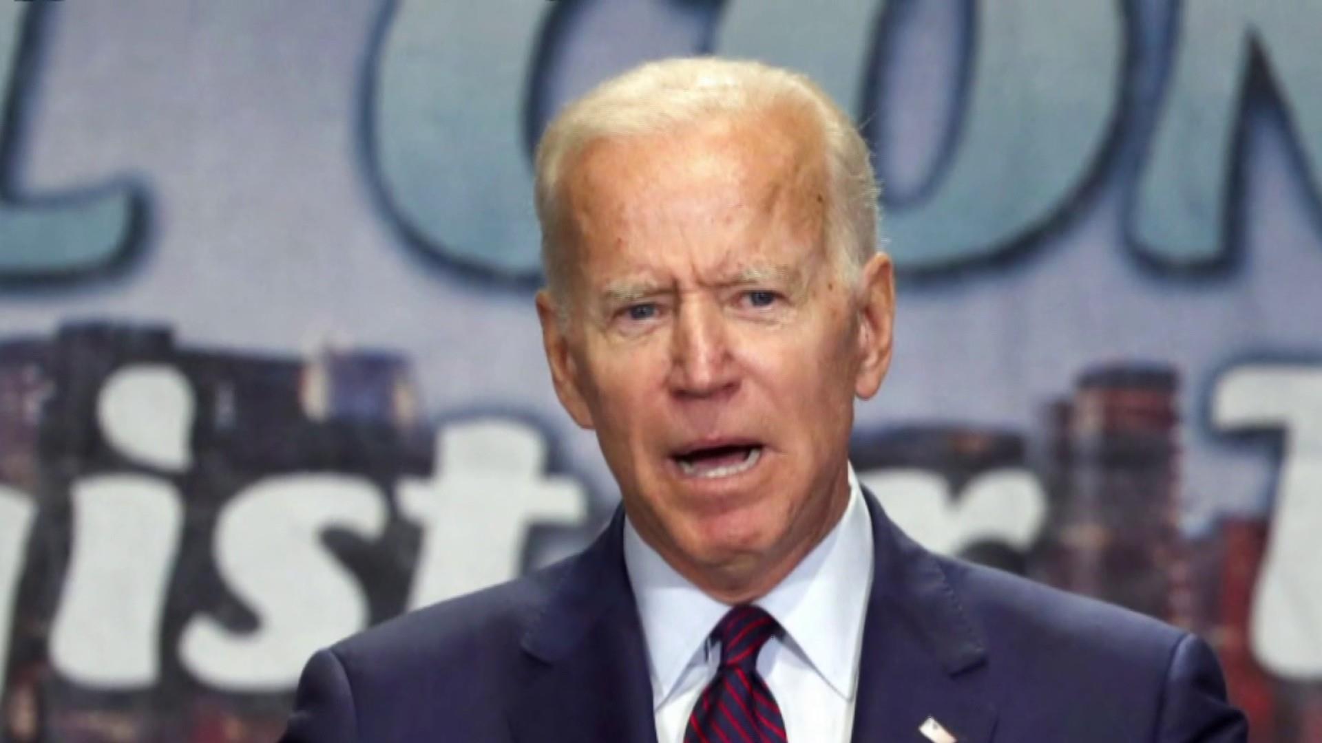 Southern Democrats prefer Biden, polling shows