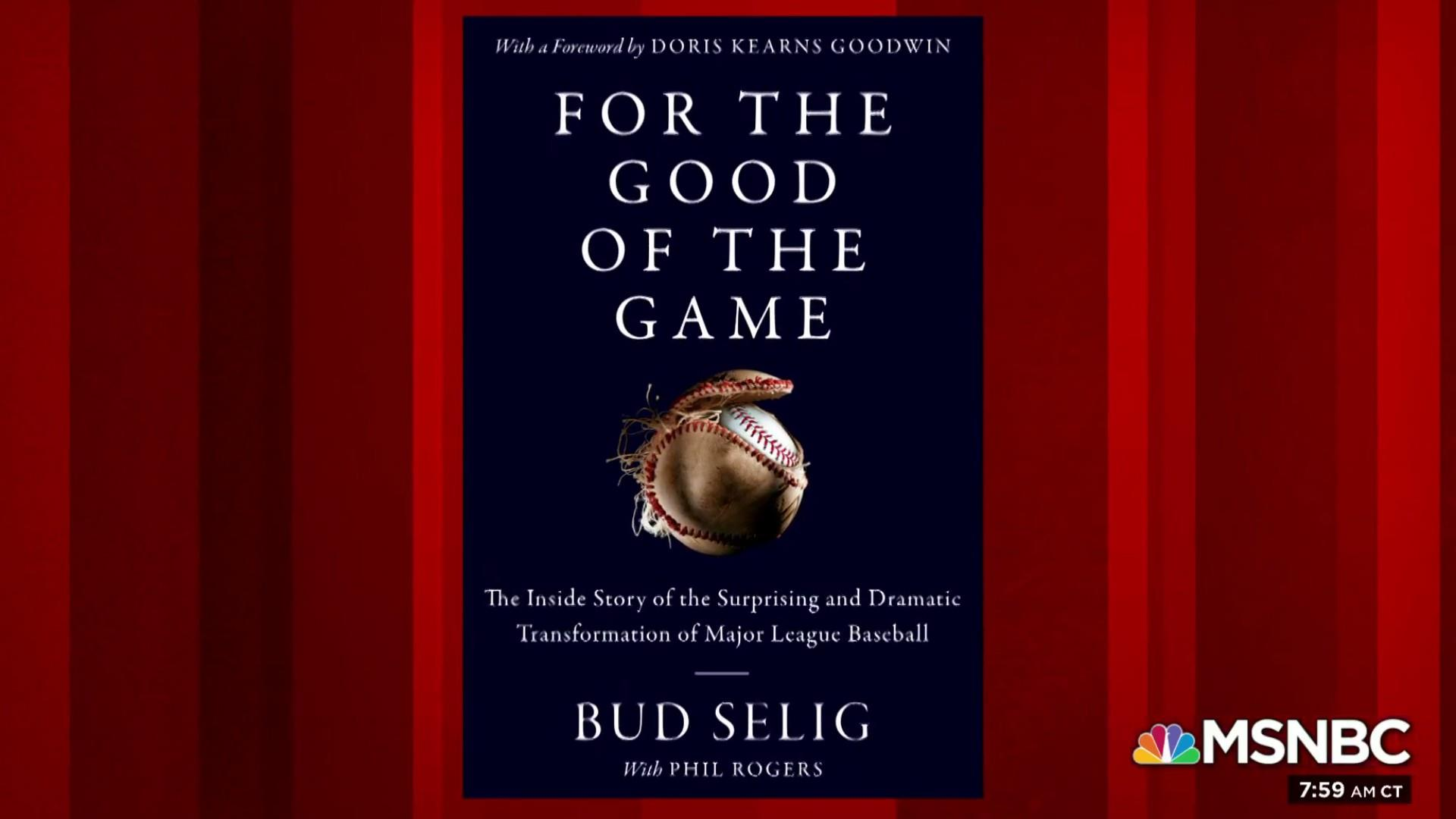 Bud Selig reflects on Barry Bonds and Hank Aaron