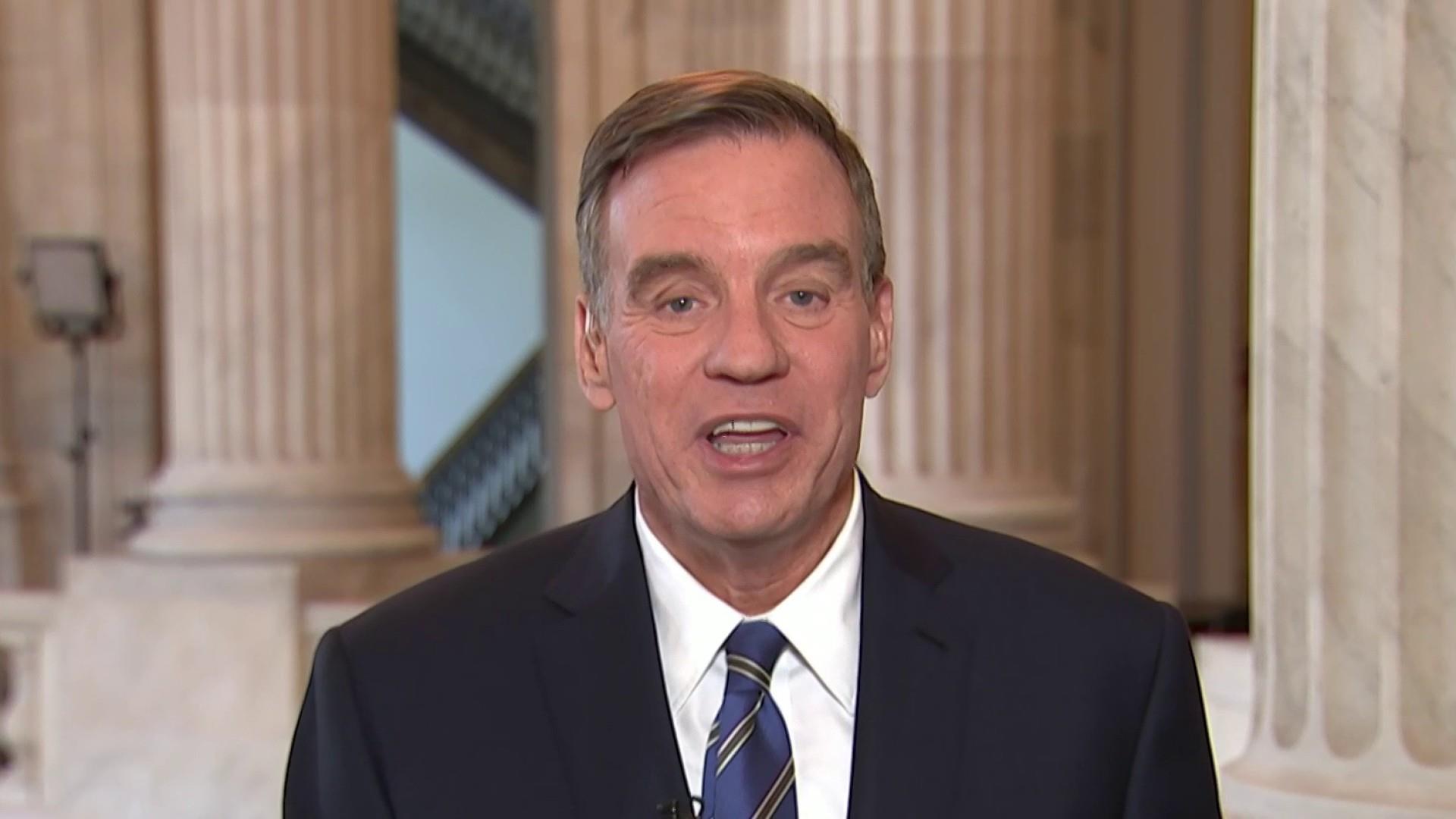 Sen. Warner: Russia will be back in 2020