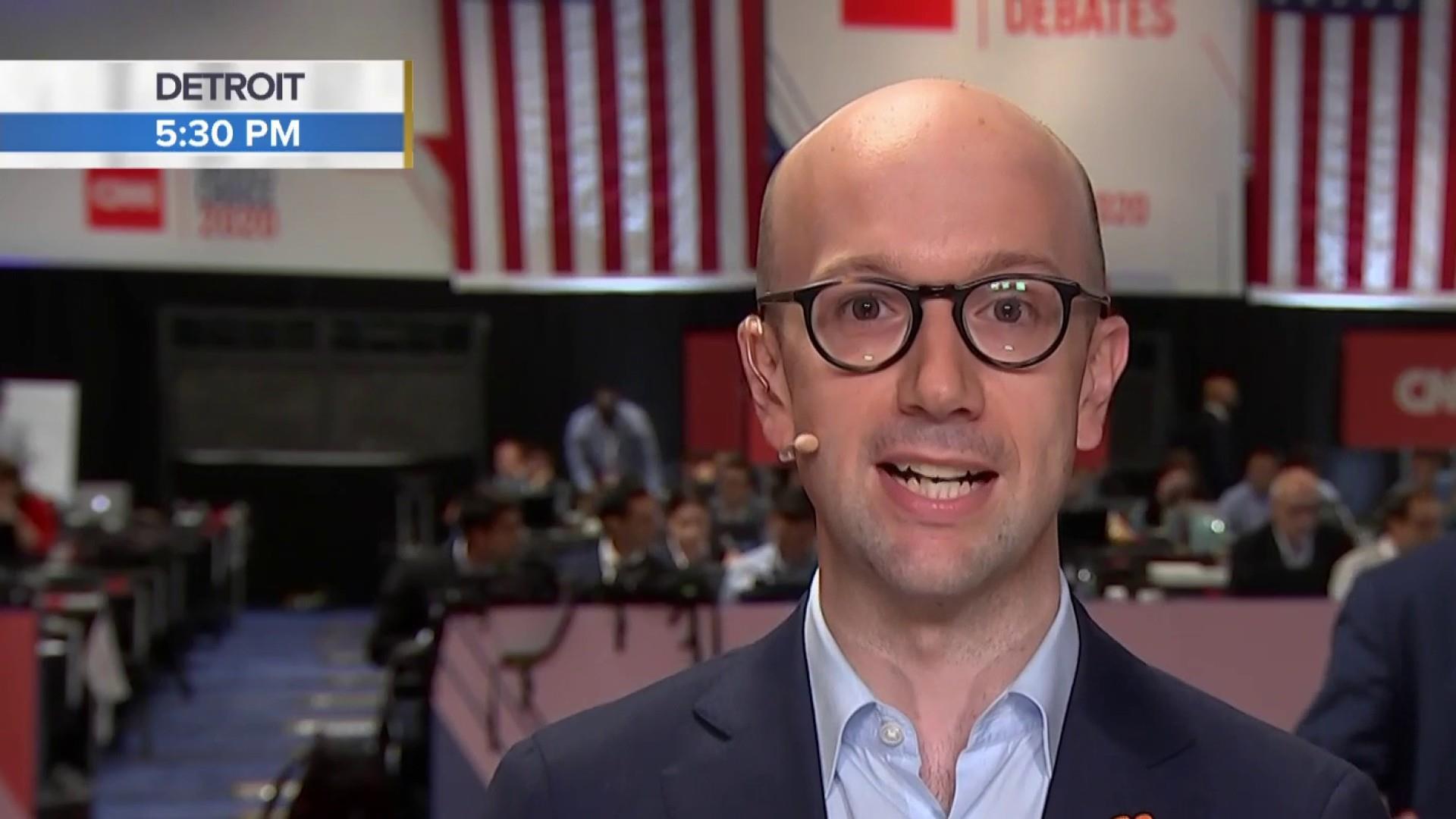 Full Sams: Harris won't go after Biden in Wednesday debate like 'boxing bout'