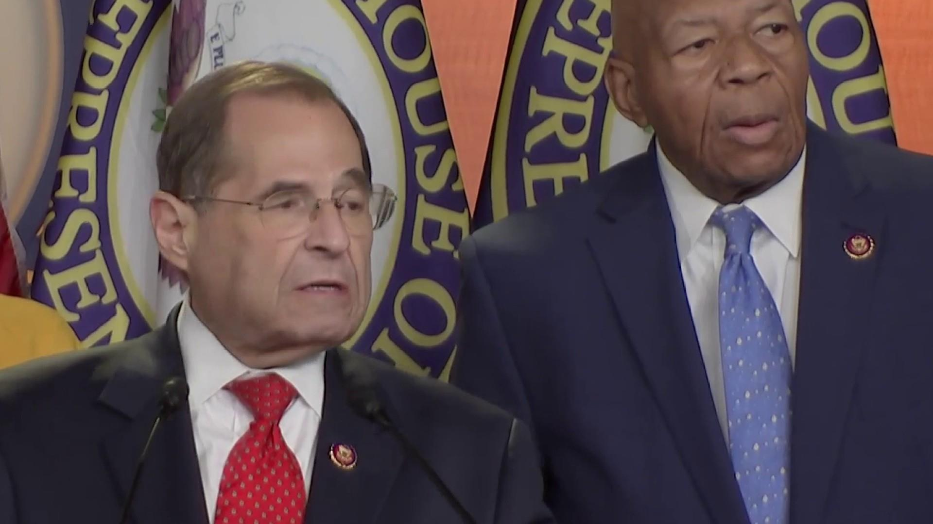 Nadler: 'Mueller made clear that the president is not exonerated'