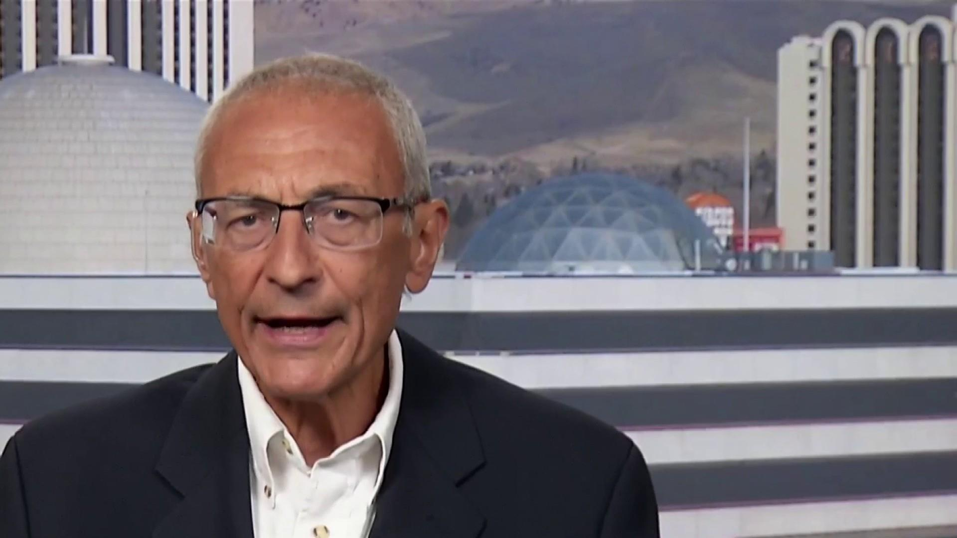 Full Podesta: 'Critical' we move forward with election protection legislation