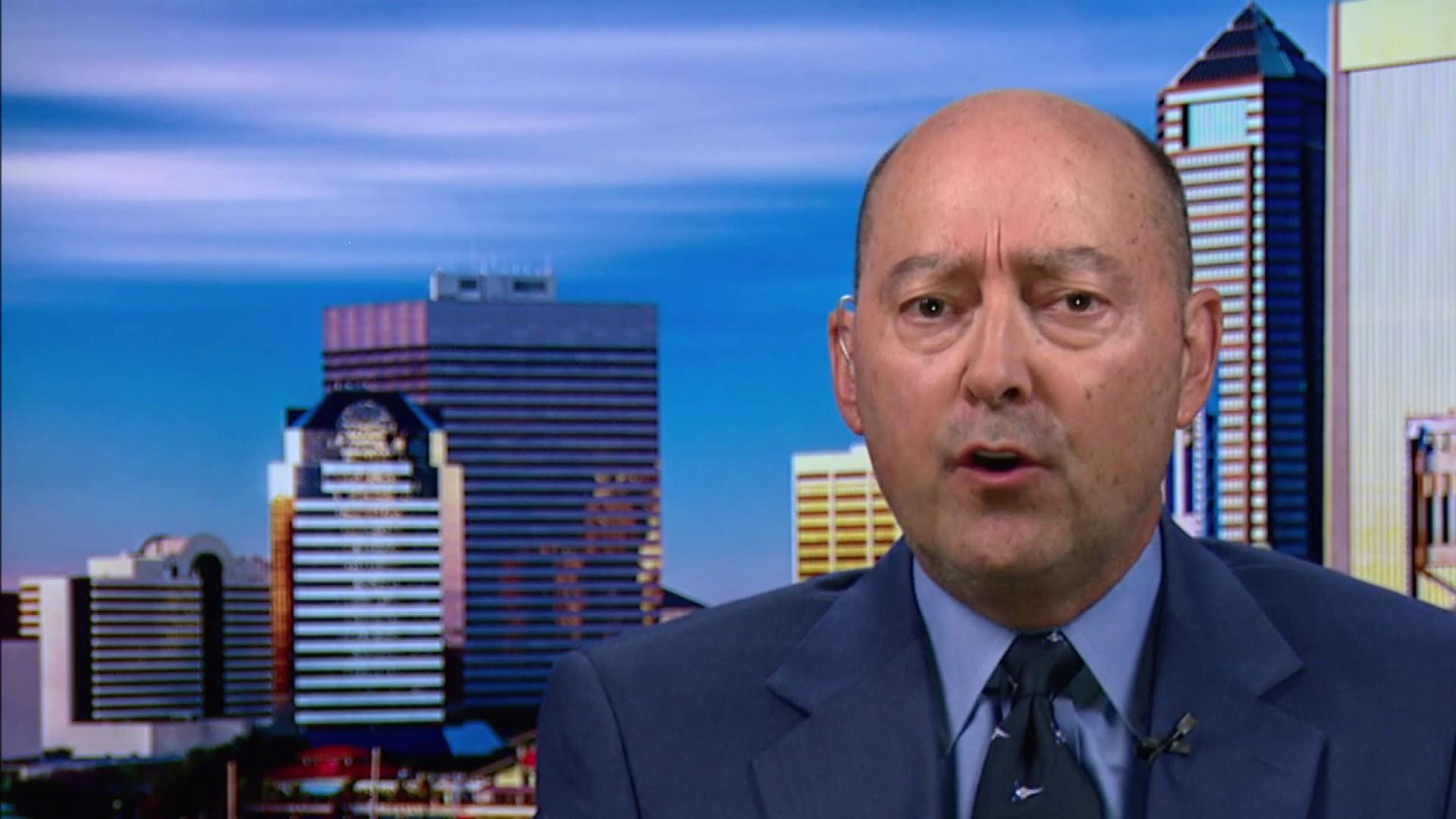 Full Stavridis: Military personnel 'are queasy' about July 4 celebration's campaign-like appearance