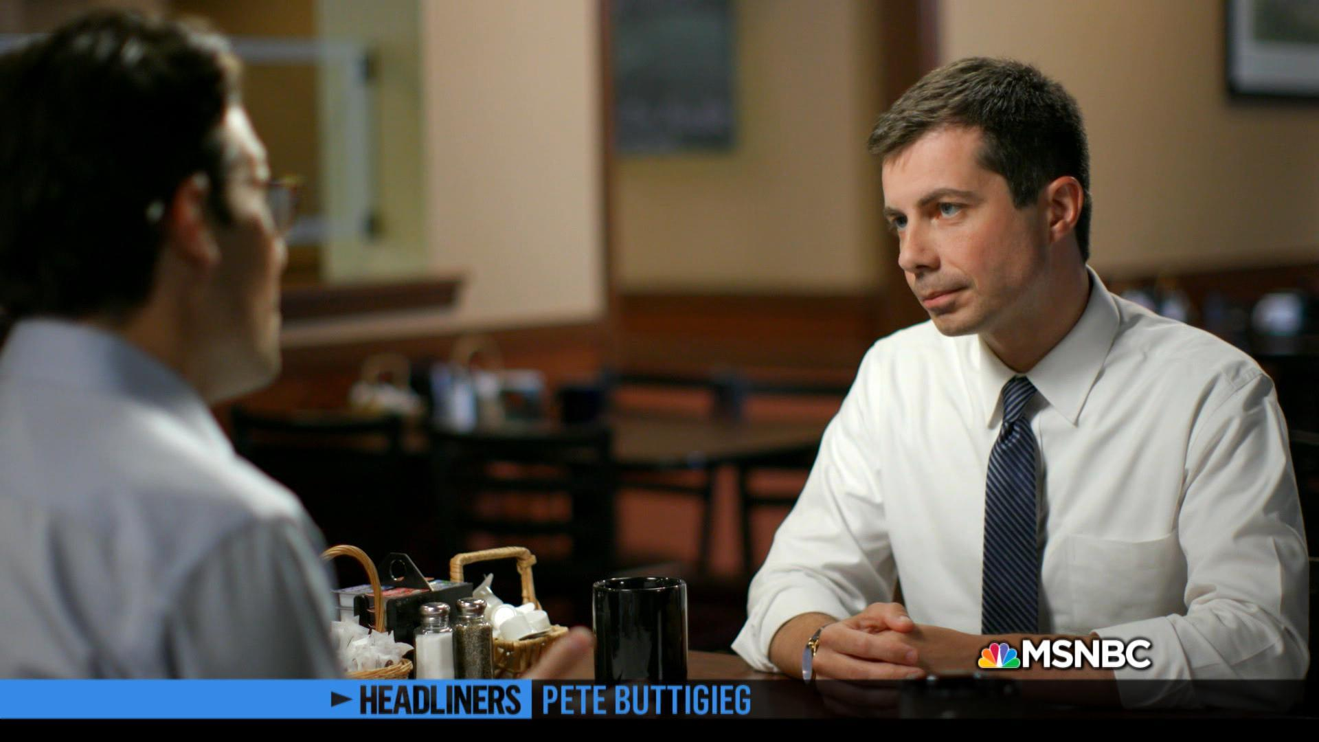 'Headliners: Pete Buttigieg' Working with Vice President Pence