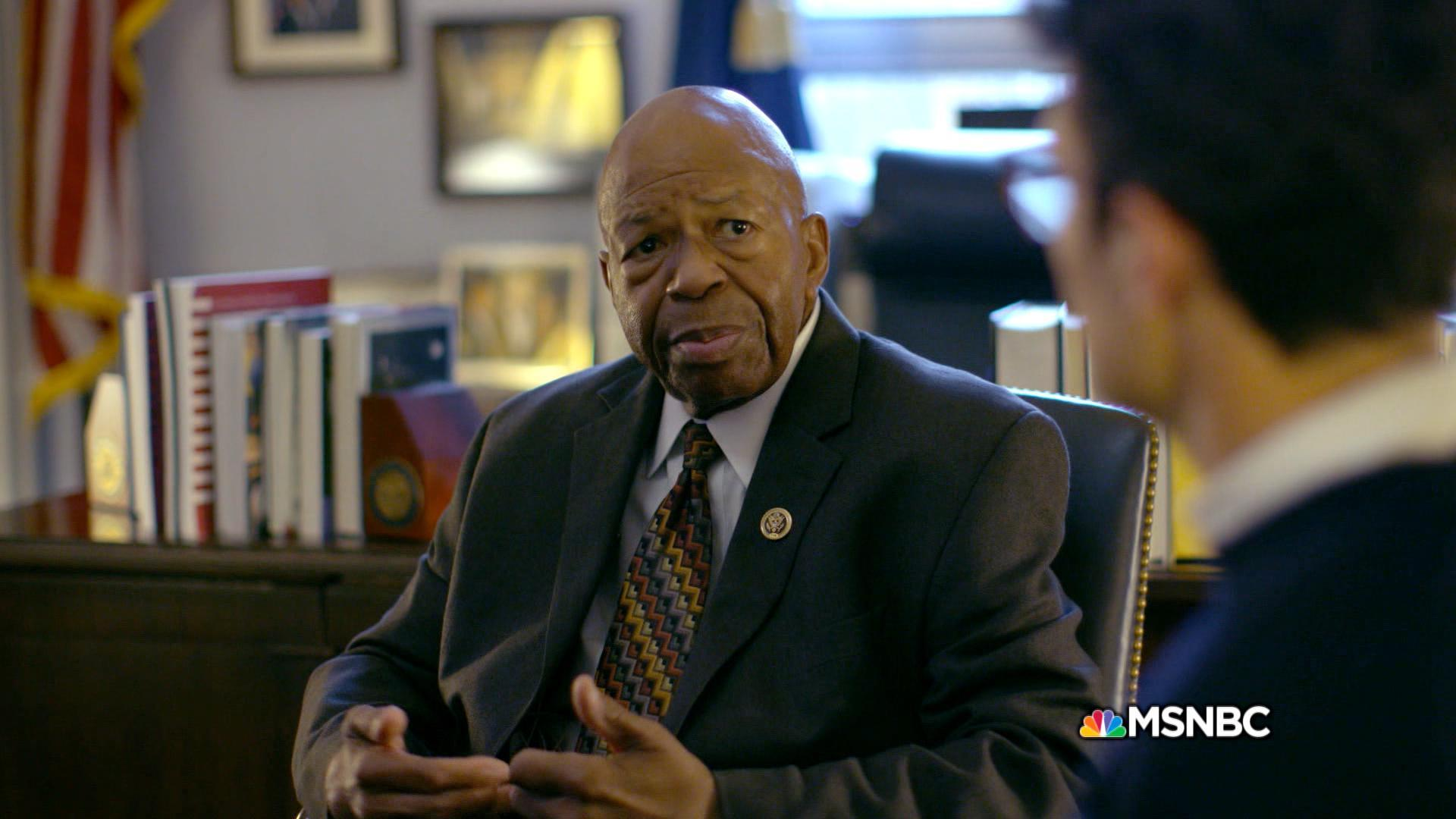 Rep. Cummings on being a check on the executive branch