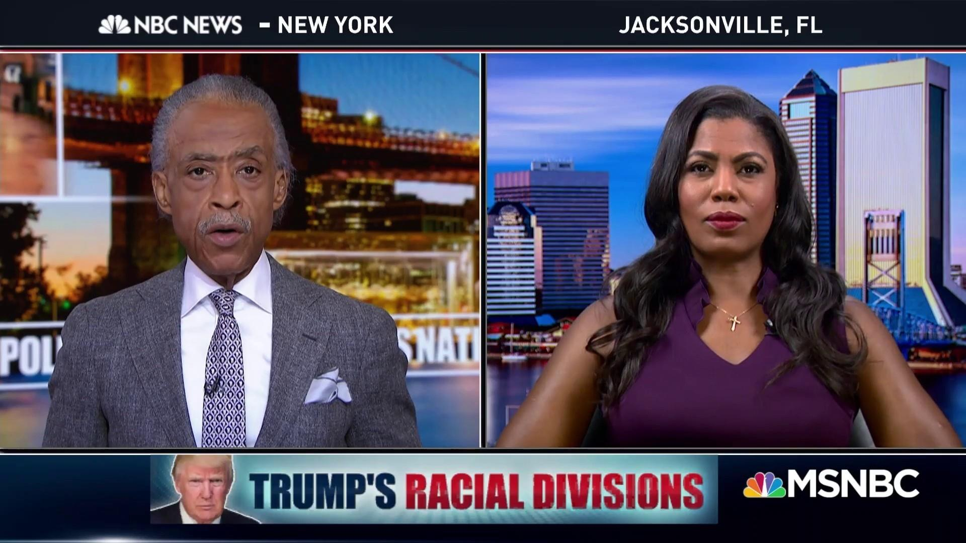 Omarosa Manigult Newman: Trump has 'Disdain for Women of Color'