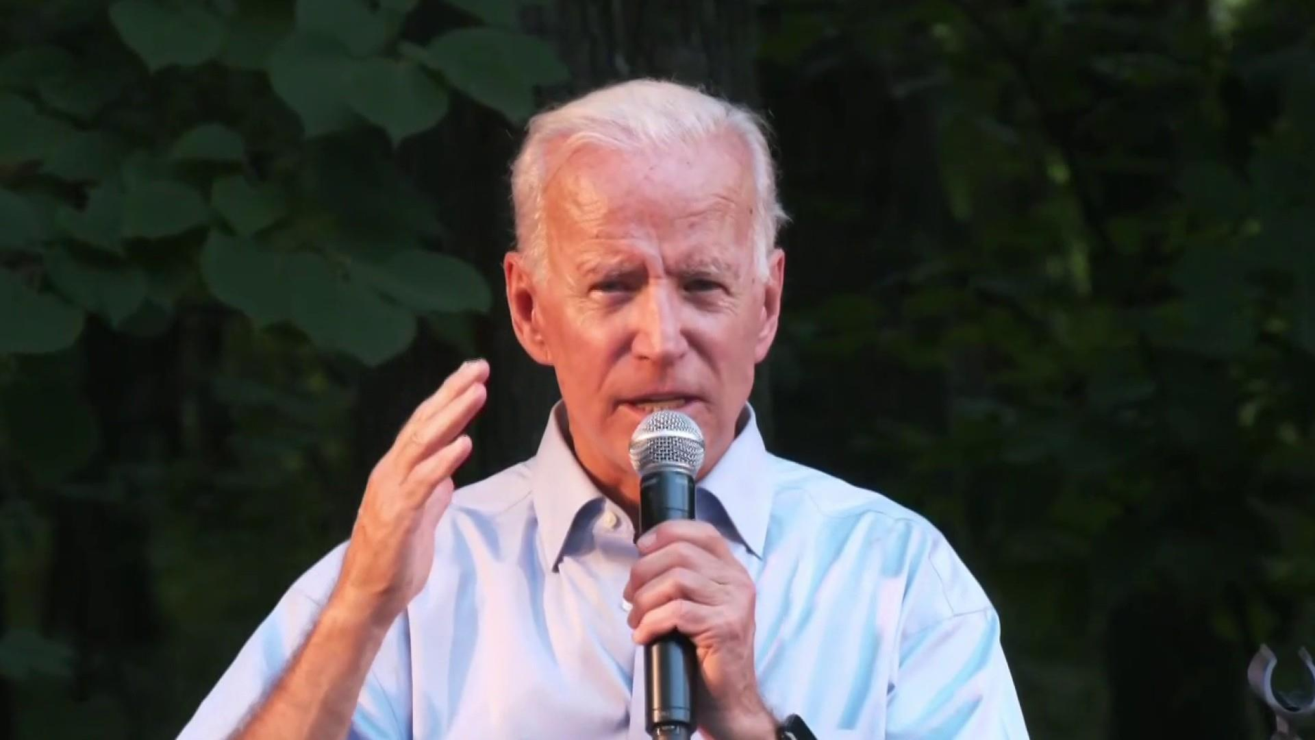 Big Question: How much does Biden benefit by not sharing the stage with the party's left flank?