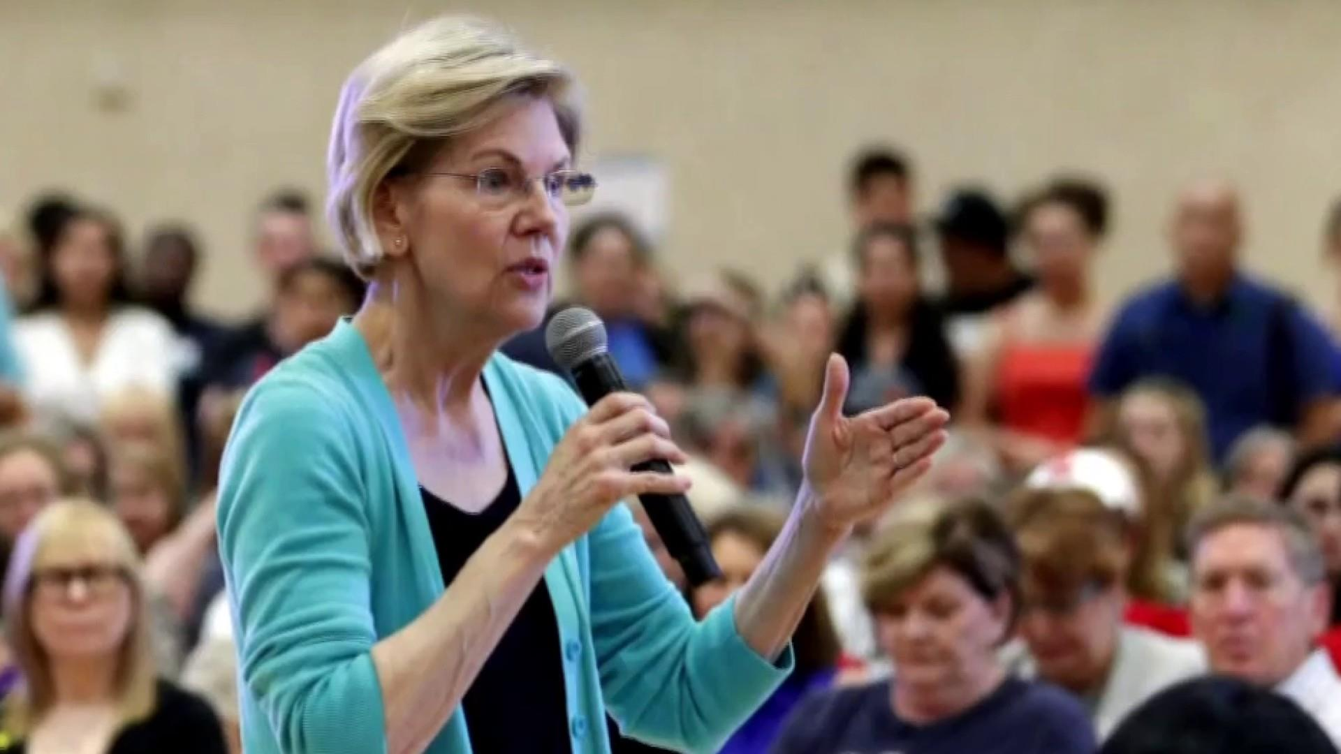 Elizabeth Warren surges among progressives in new poll
