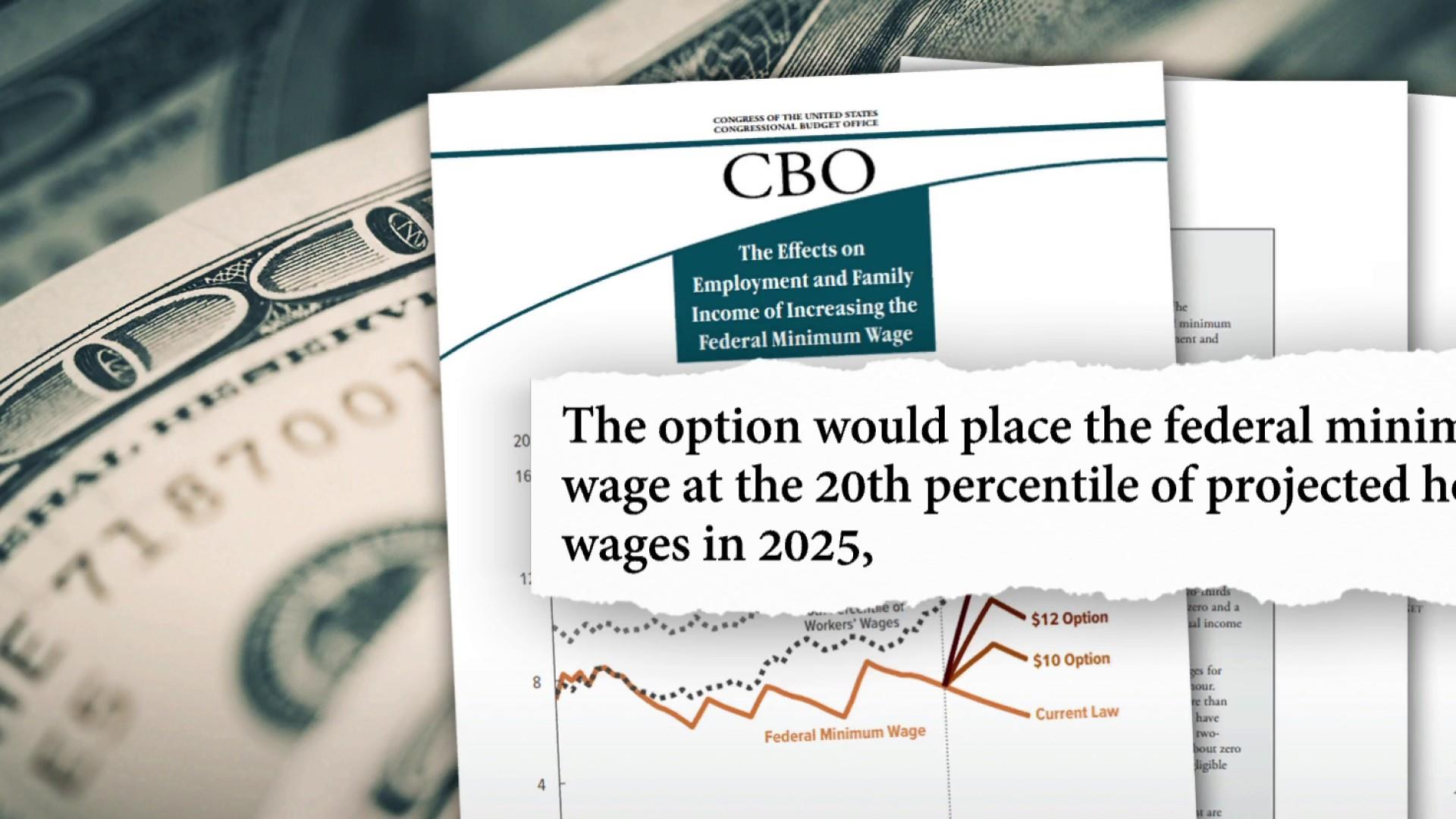 Is the CBO's report on a $15 minimum wage hike good or bad?