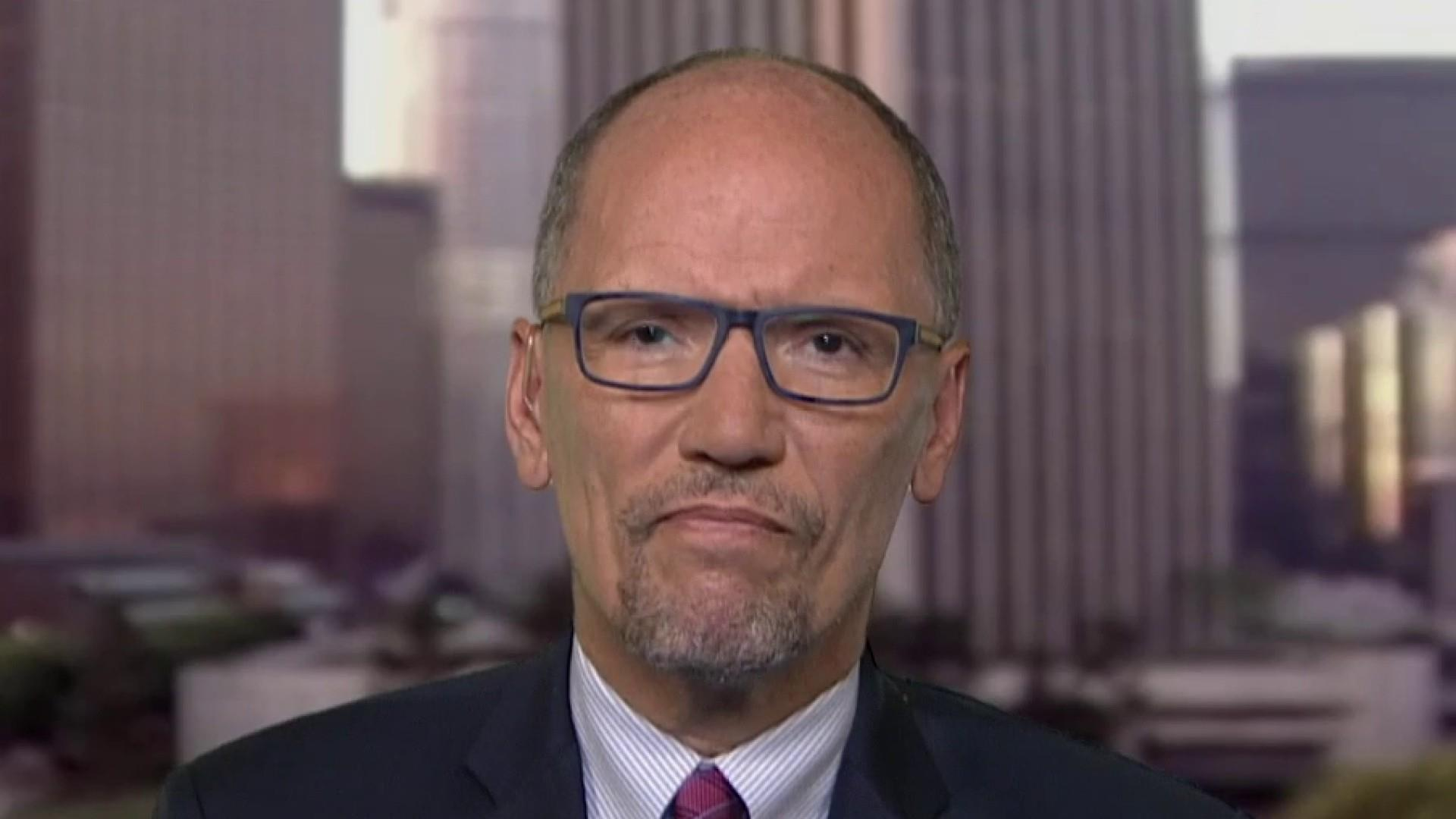 Perez: 'The Labor Department has a really important mission'