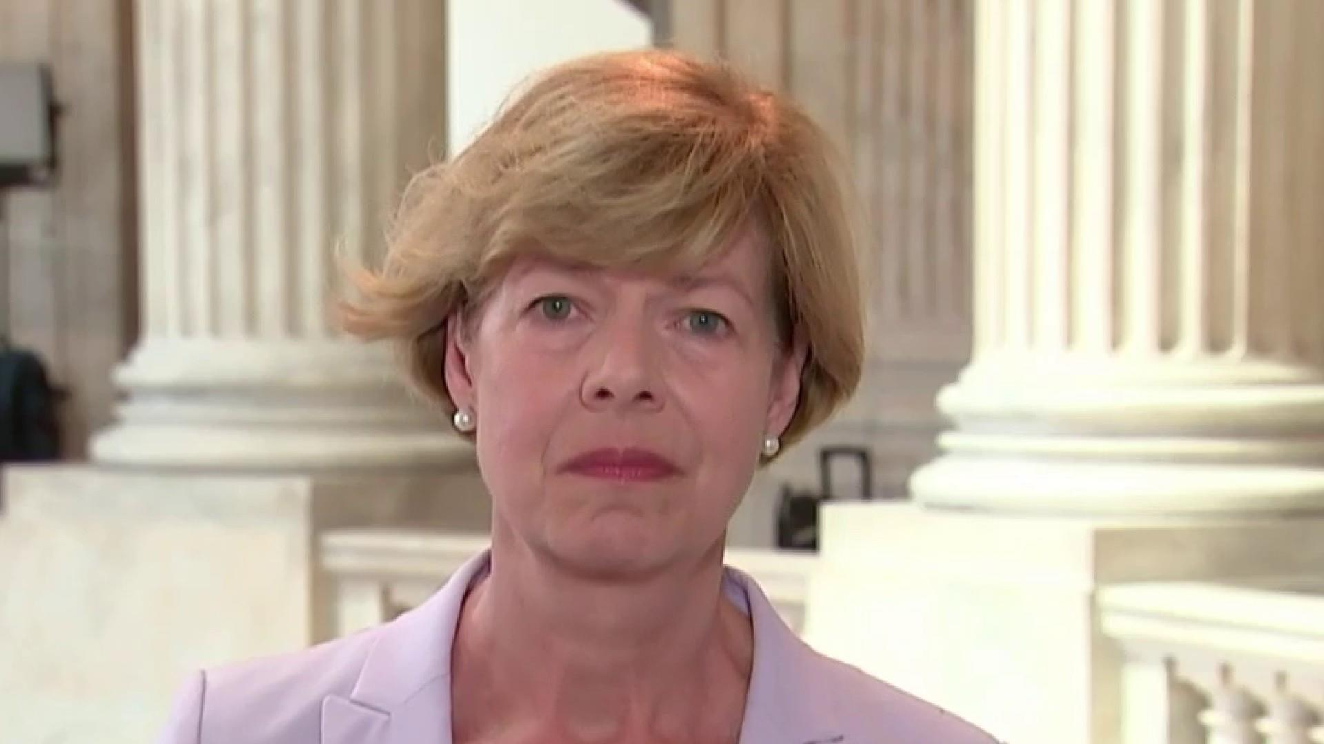 Sen. Baldwin defends ACA protections for pre-existing conditions