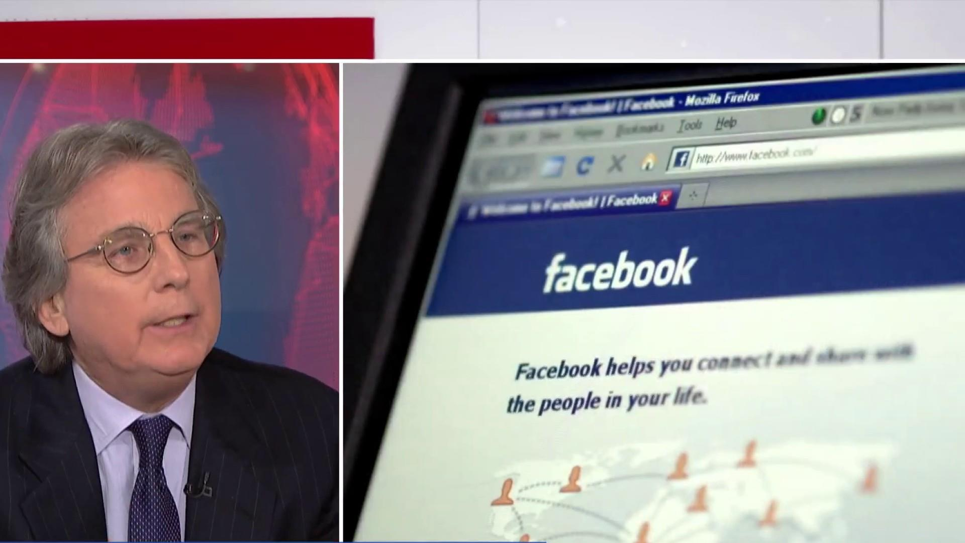 Facebook investor on settlement with FTC over privacy issues
